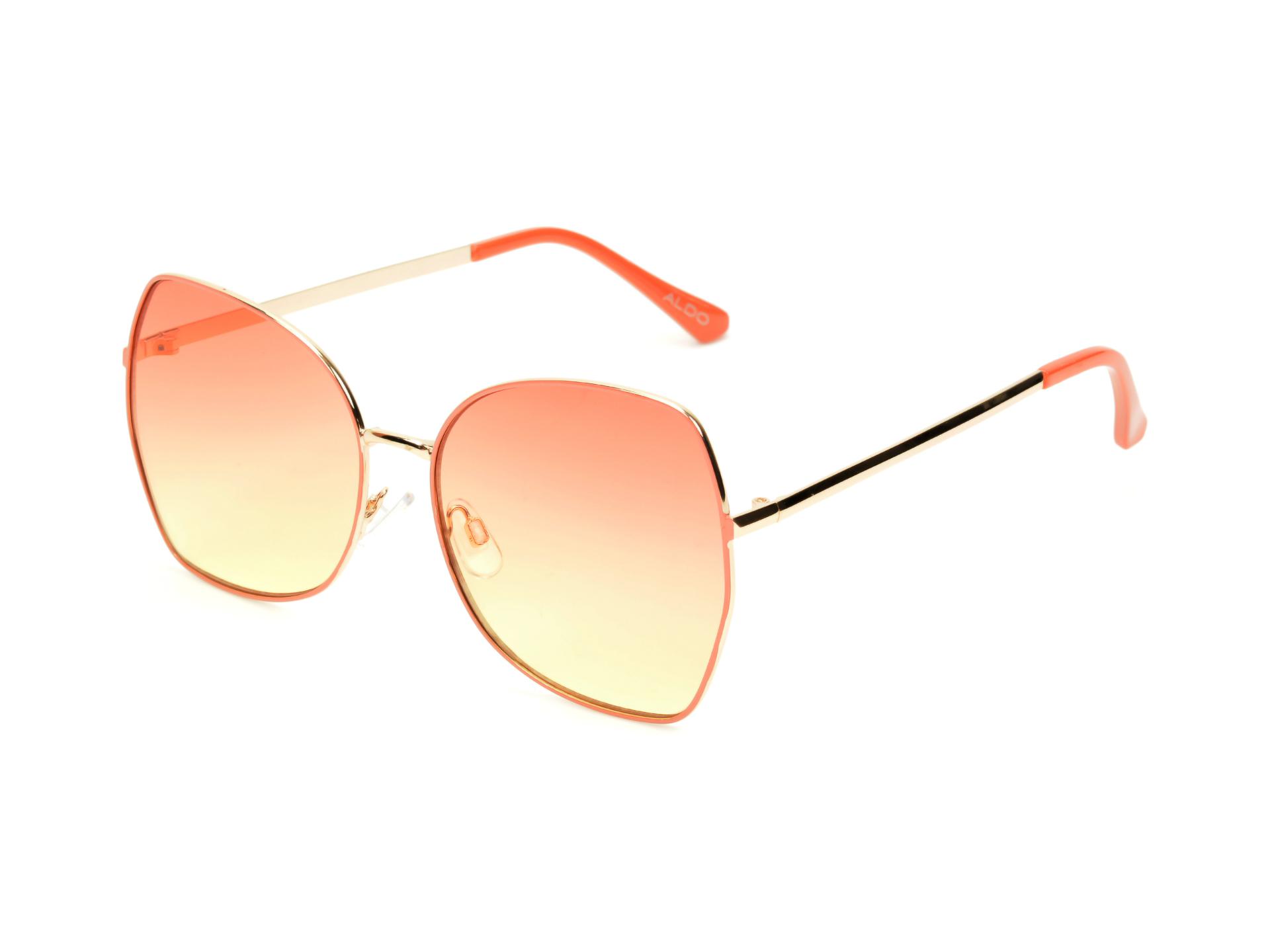 Ochelari de soare ALDO portocalii, Inornata830, din PVC imagine otter.ro