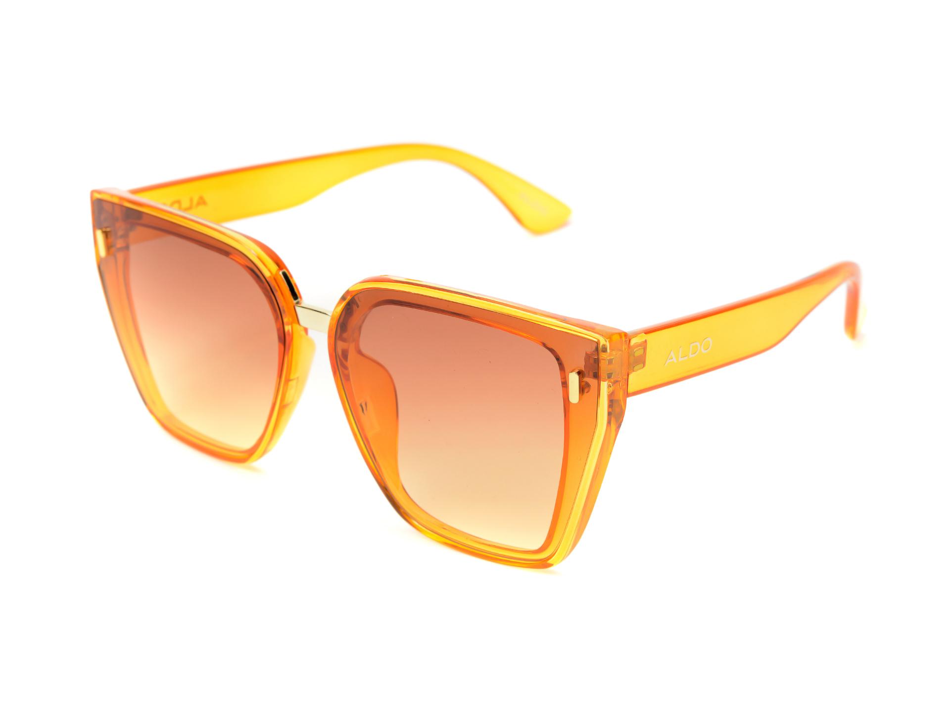 Ochelari de soare ALDO portocalii, Stripedbass830, din PVC imagine