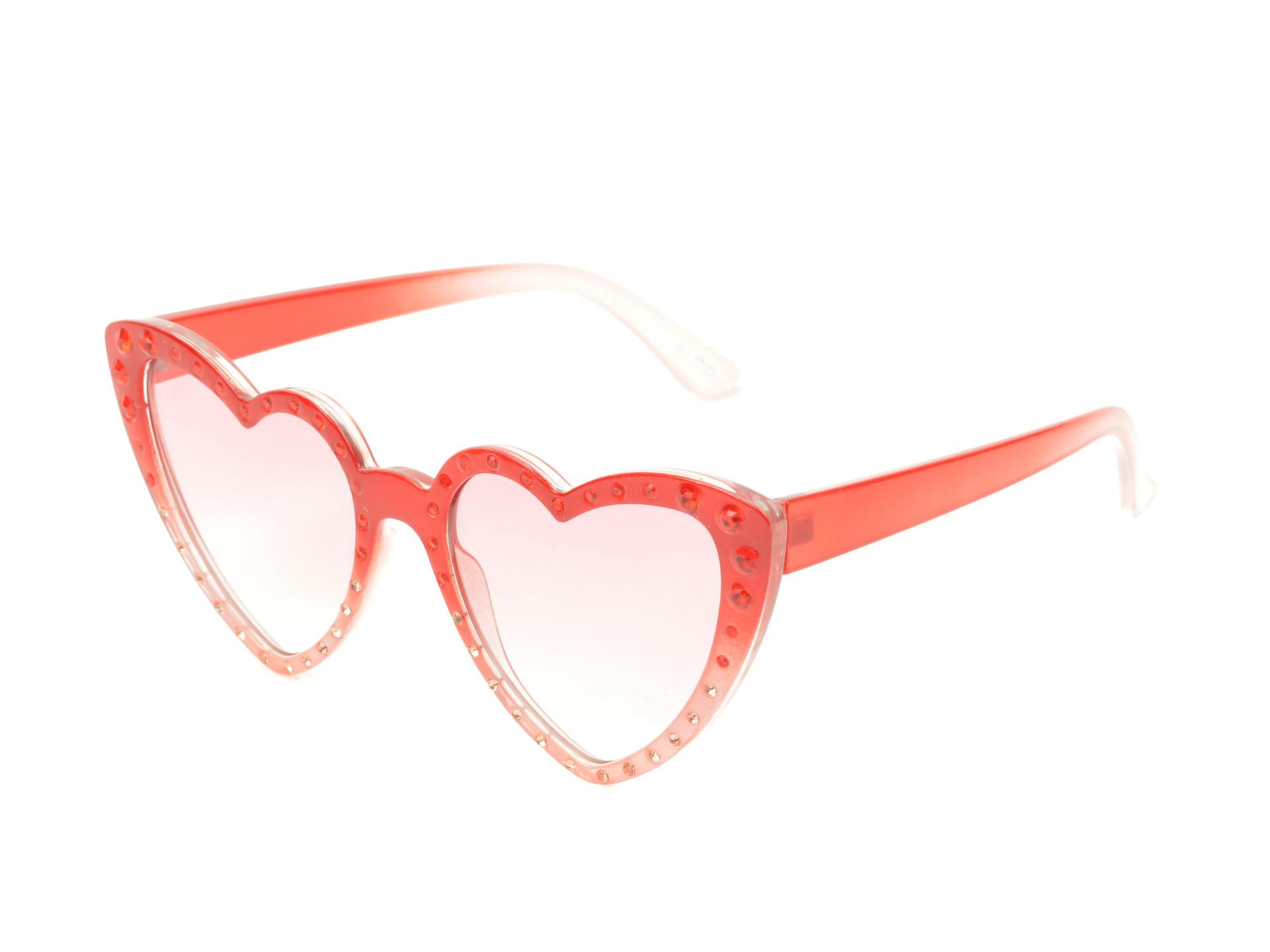 Ochelari de soare ALDO rosii, Grimstone600, din PVC imagine otter.ro