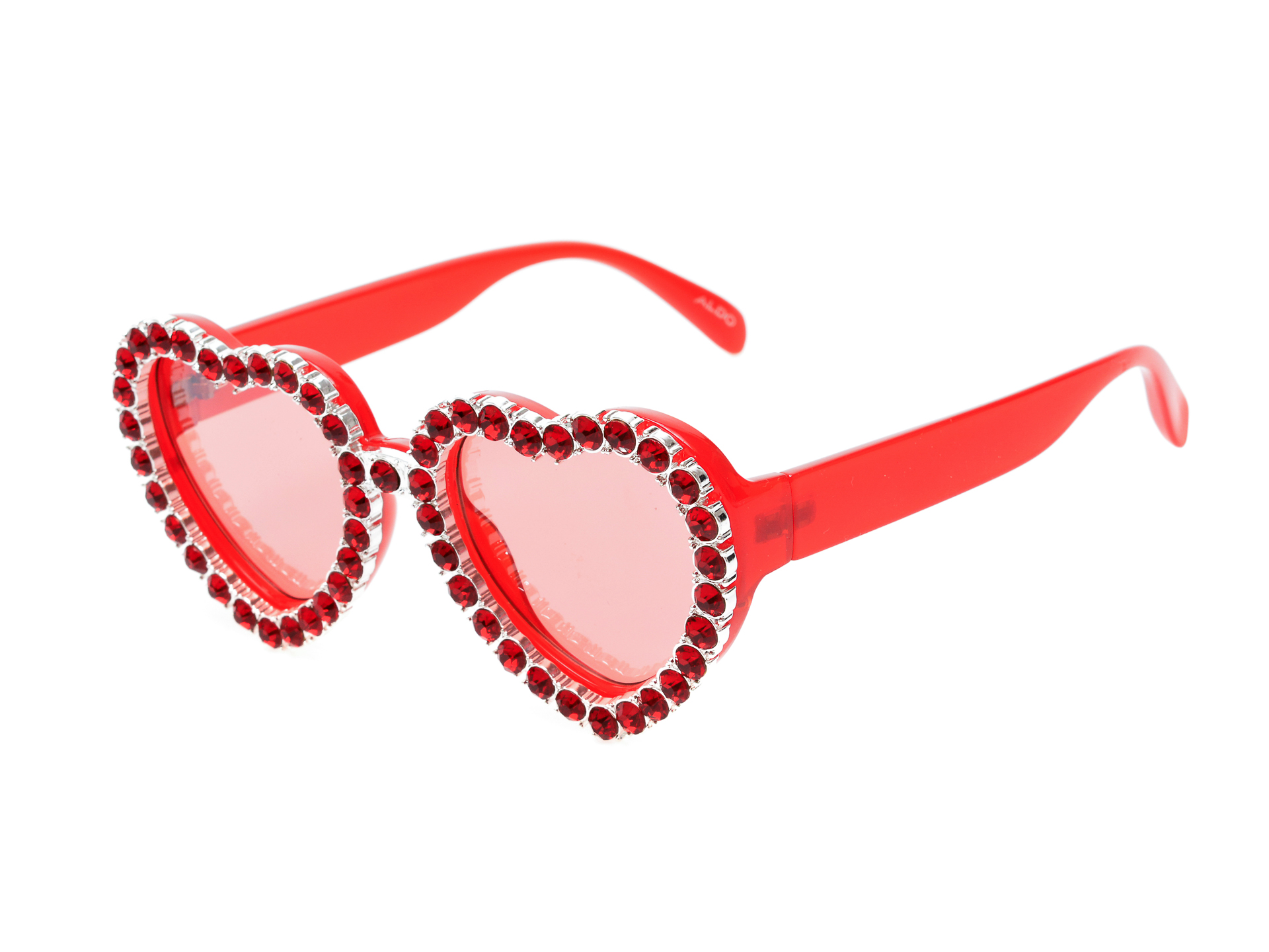 Ochelari de soare ALDO rosii, Thulle600, din pvc imagine otter.ro 2021
