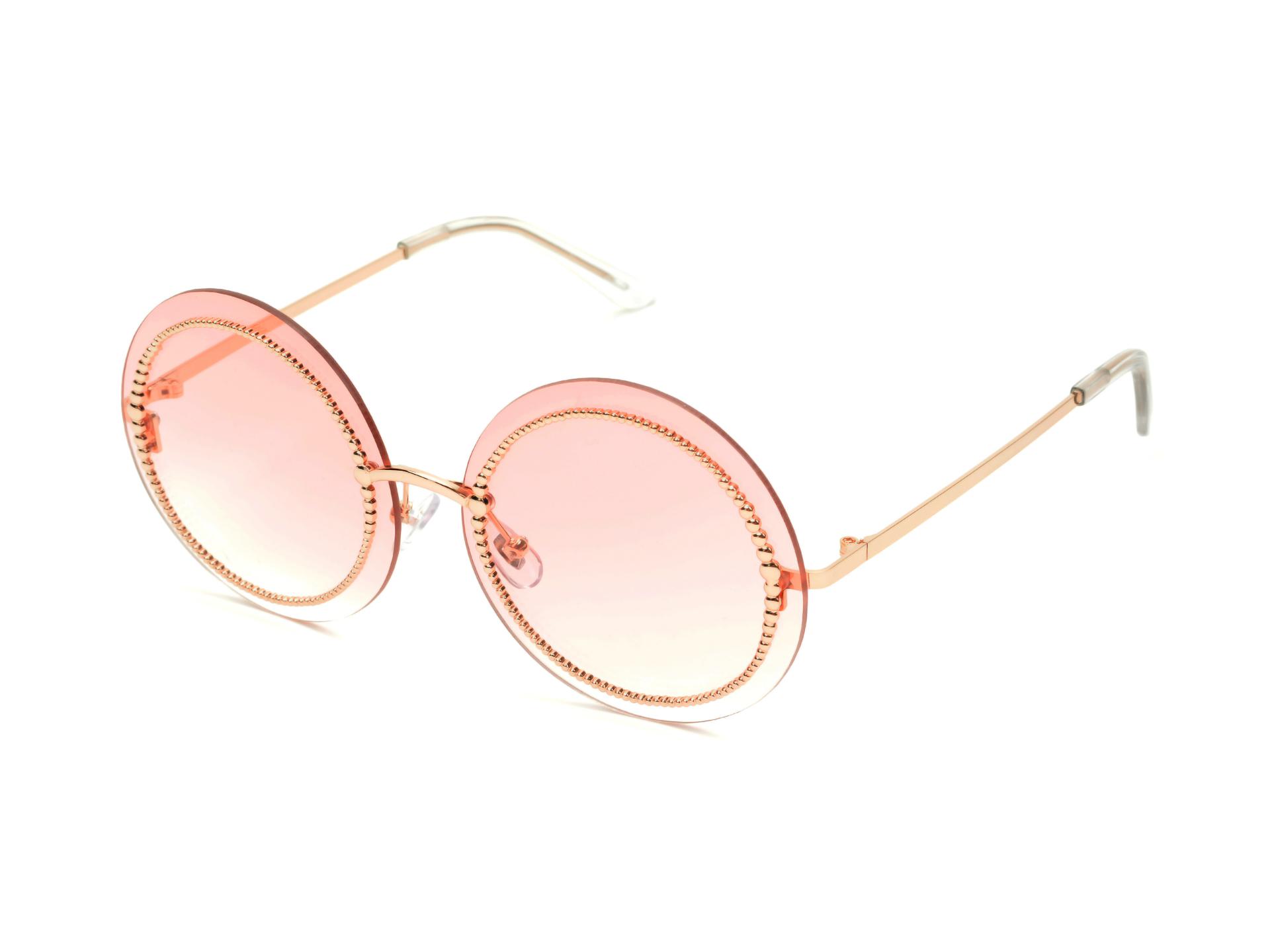 Ochelari de soare ALDO roz, Kalara653, din PVC imagine