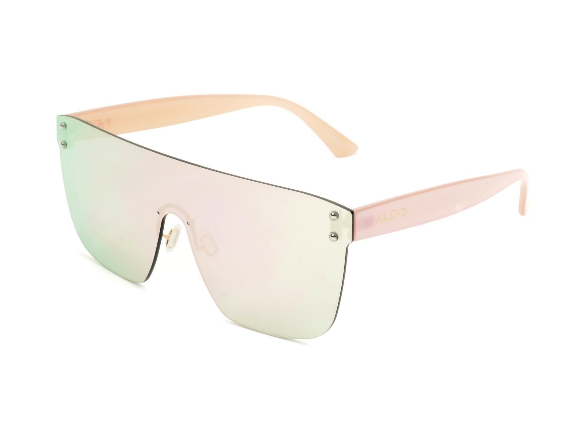Ochelari de soare ALDO roz, Kronvalda680, din PVC imagine