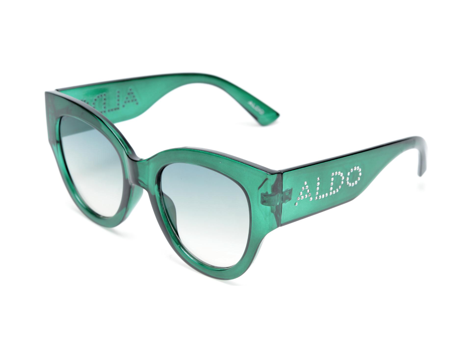 Ochelari de soare ALDO verzi, Matar300, din pvc imagine otter.ro 2021