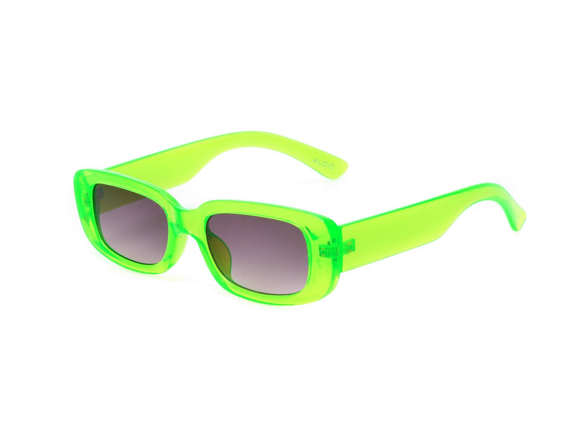 Ochelari de soare ALDO verzi, Oloarwen320, din pvc imagine otter.ro 2021