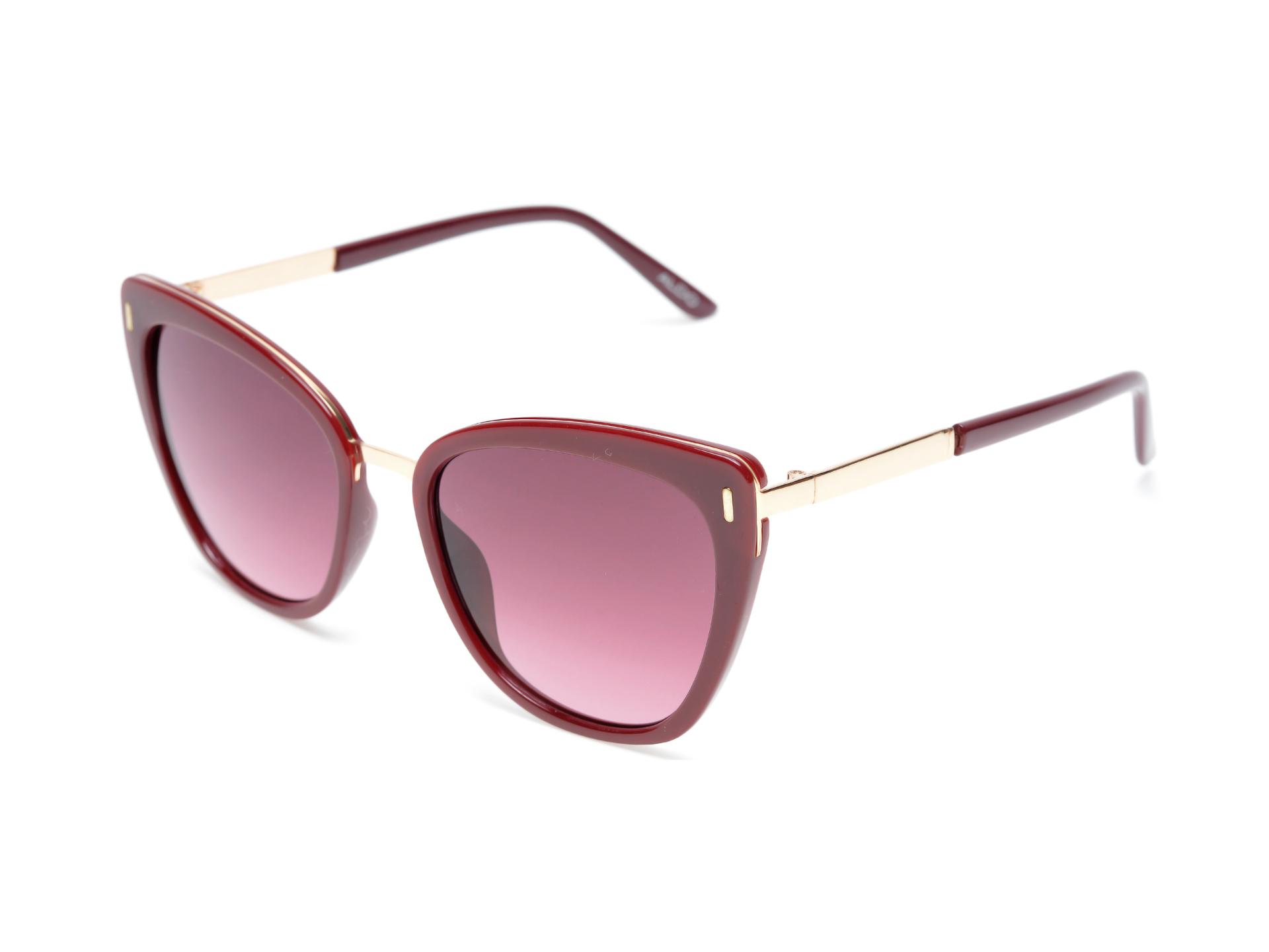 Ochelari de soare ALDO visinii, Lawsonia601, din pvc imagine