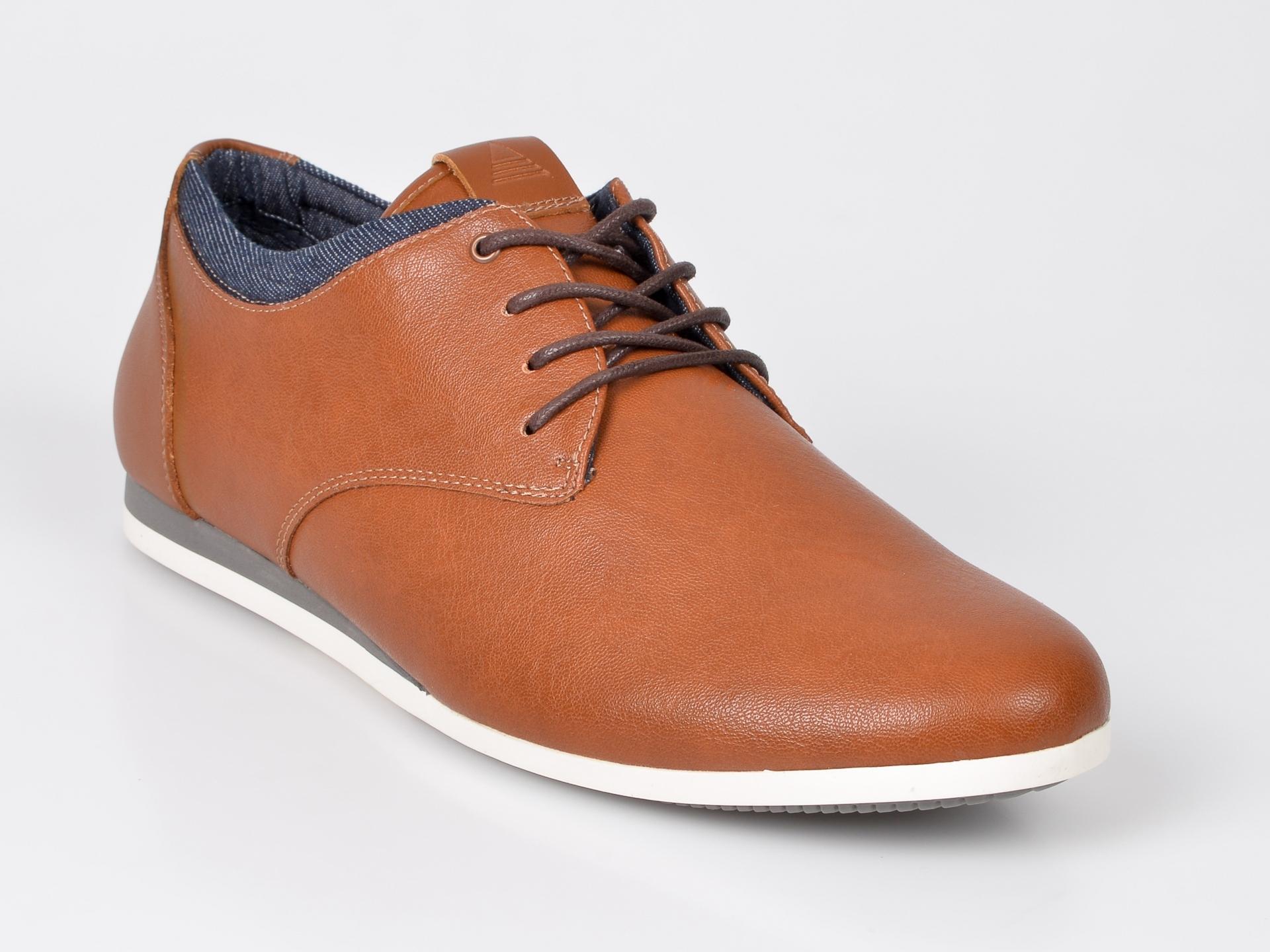 Pantofi ALDO maro, Aauwen-R, din PVC imagine