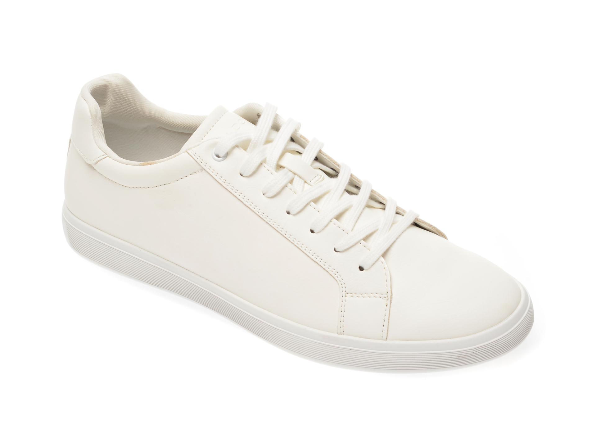 Pantofi ALDO albi, Keduwen100, din piele ecologica imagine