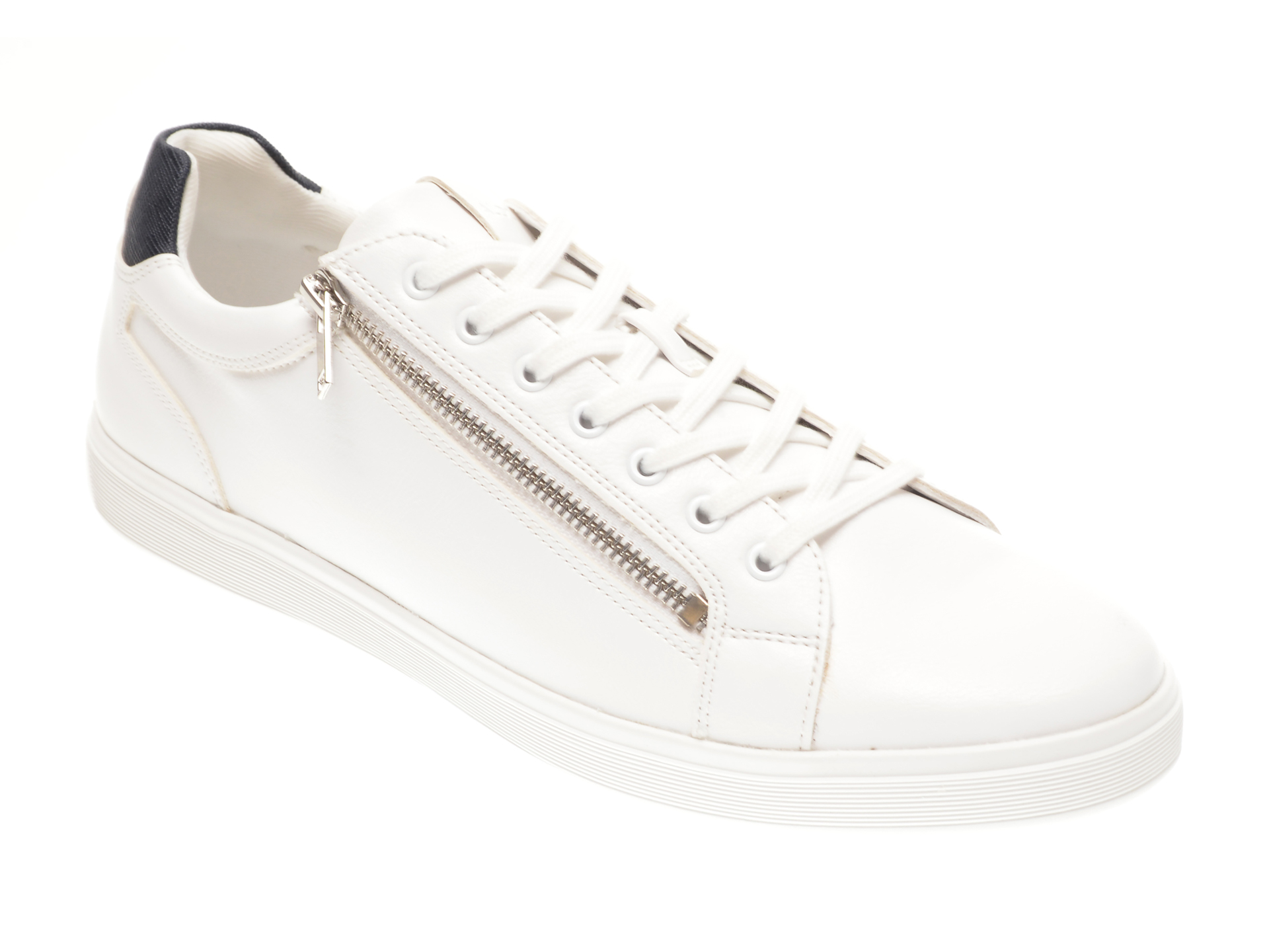 Pantofi ALDO albi, Zaywia110, din piele ecologica imagine