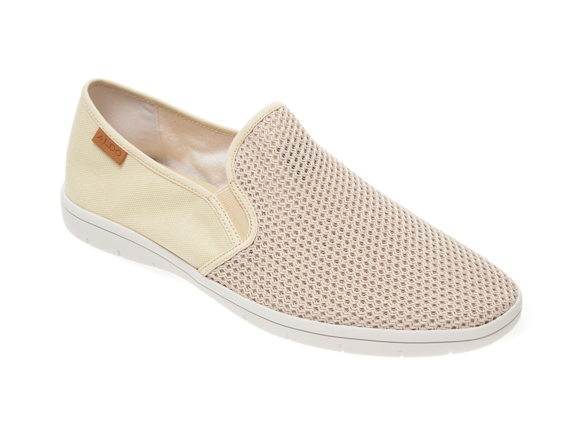 Pantofi ALDO bej, Liberace271, din material textil imagine