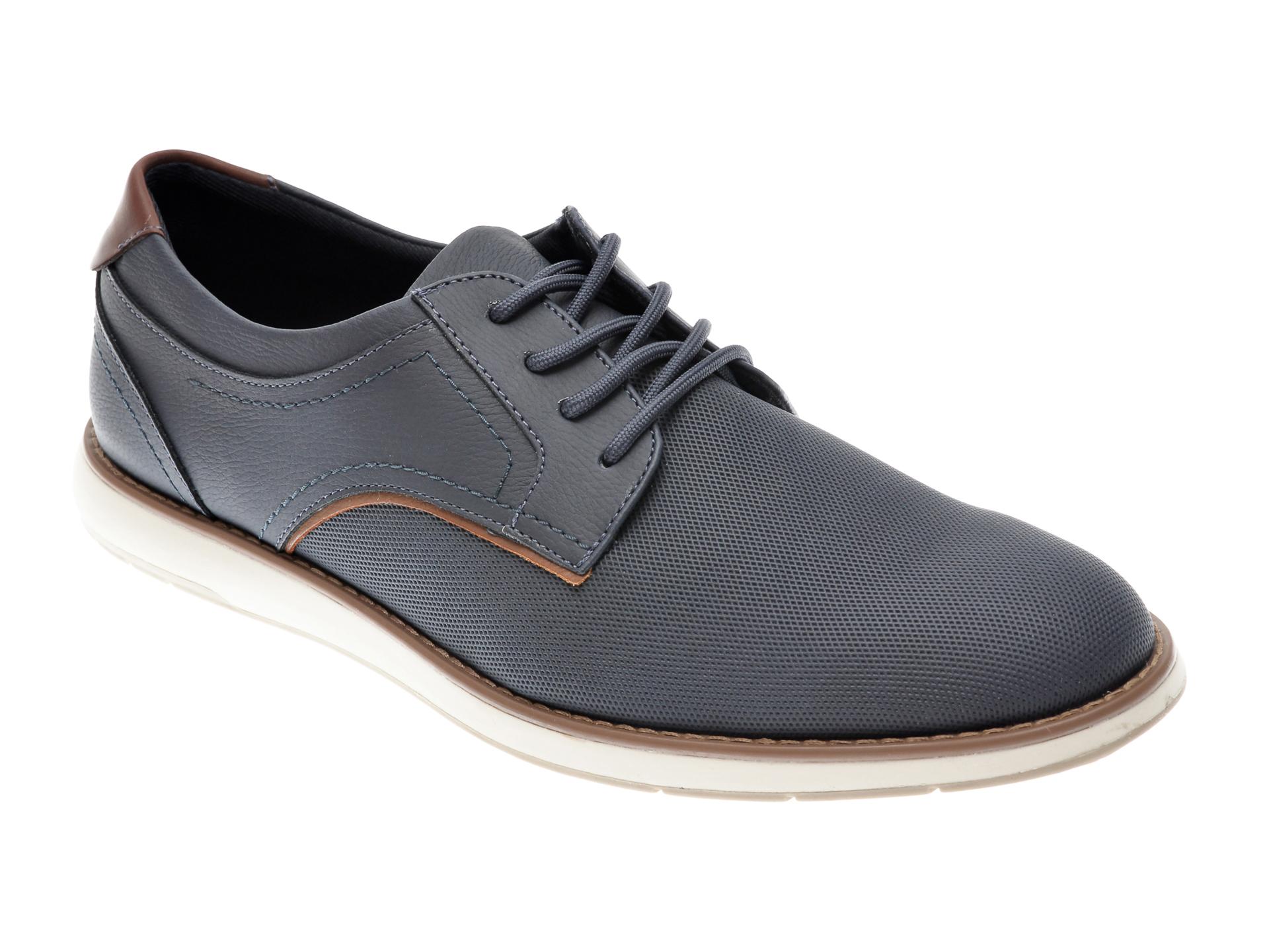 Pantofi ALDO bleumarin, Audanneflex410, din piele ecologica imagine
