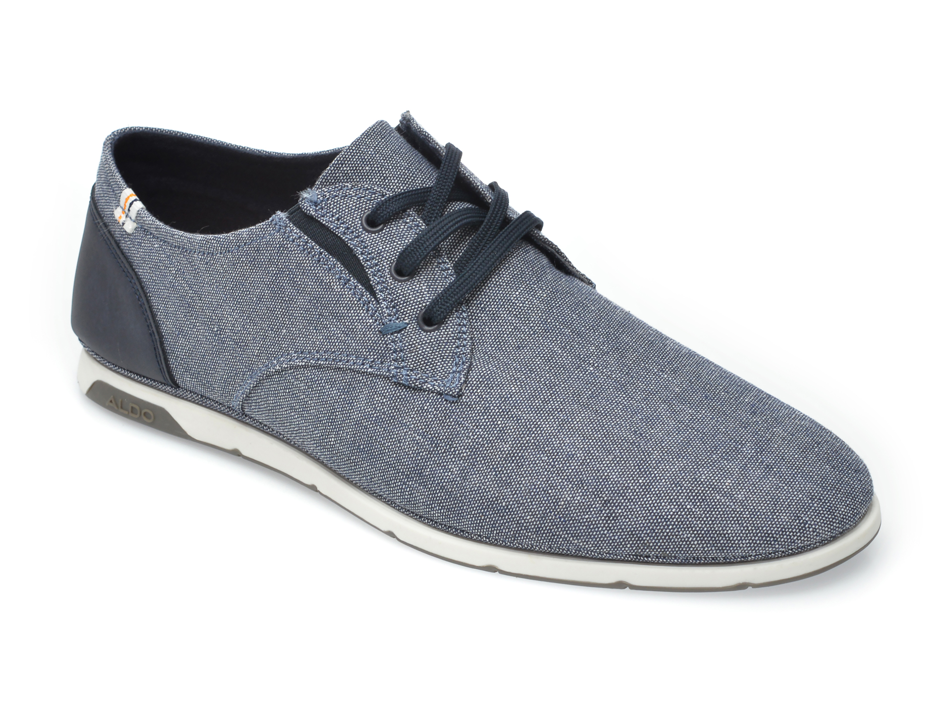 Pantofi ALDO bleumarin, Bushwood410, din material textil imagine