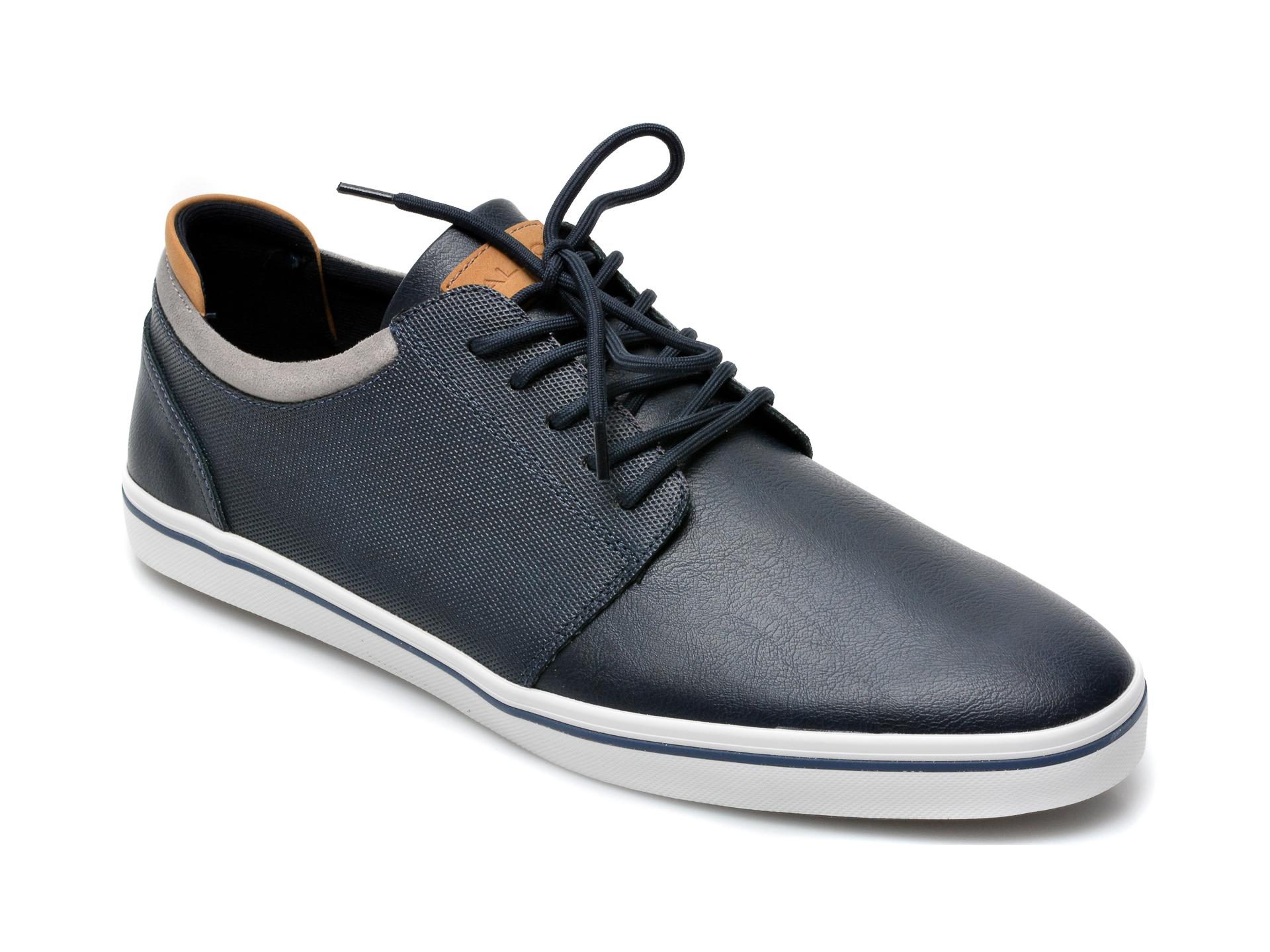 Pantofi ALDO bleumarin, Dwain410, din piele ecologica imagine otter.ro 2021