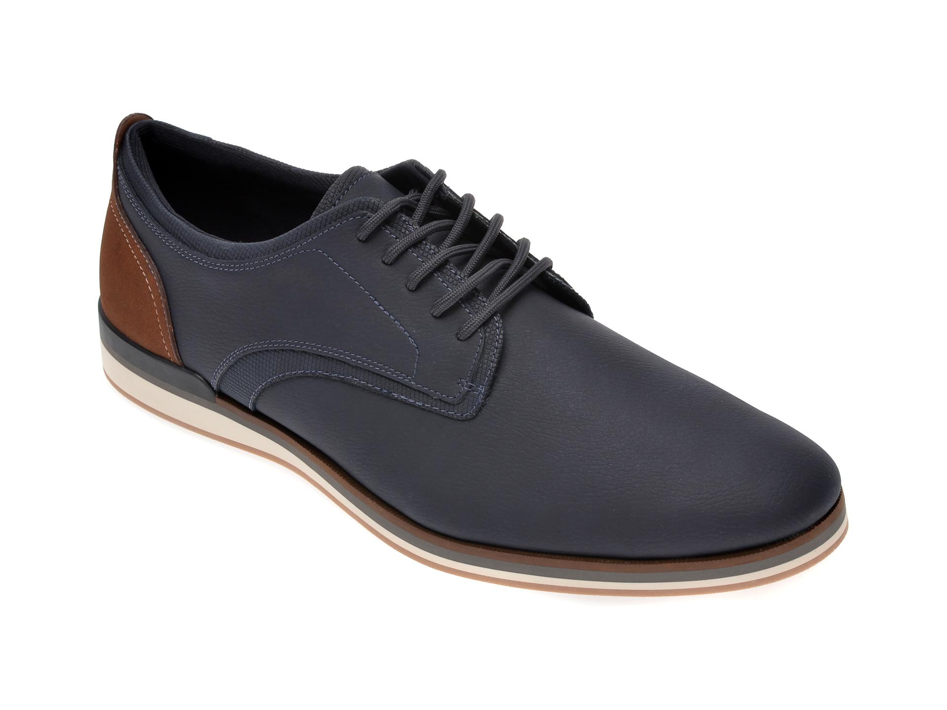 Pantofi ALDO bleumarin, Eowoalian410, din piele ecologica