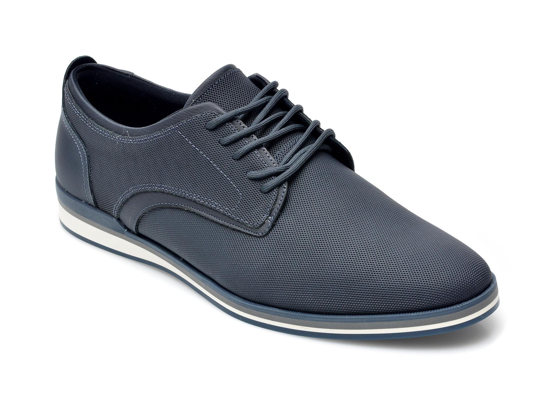 Pantofi ALDO bleumarin, Eowoalian410, din piele ecologica imagine otter.ro 2021