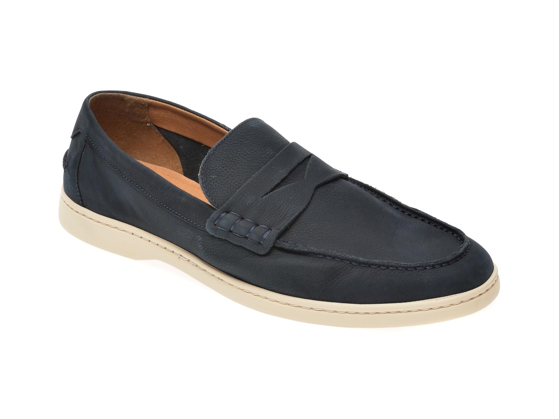 Pantofi ALDO bleumarin, Kumelisu410, din nabuc imagine