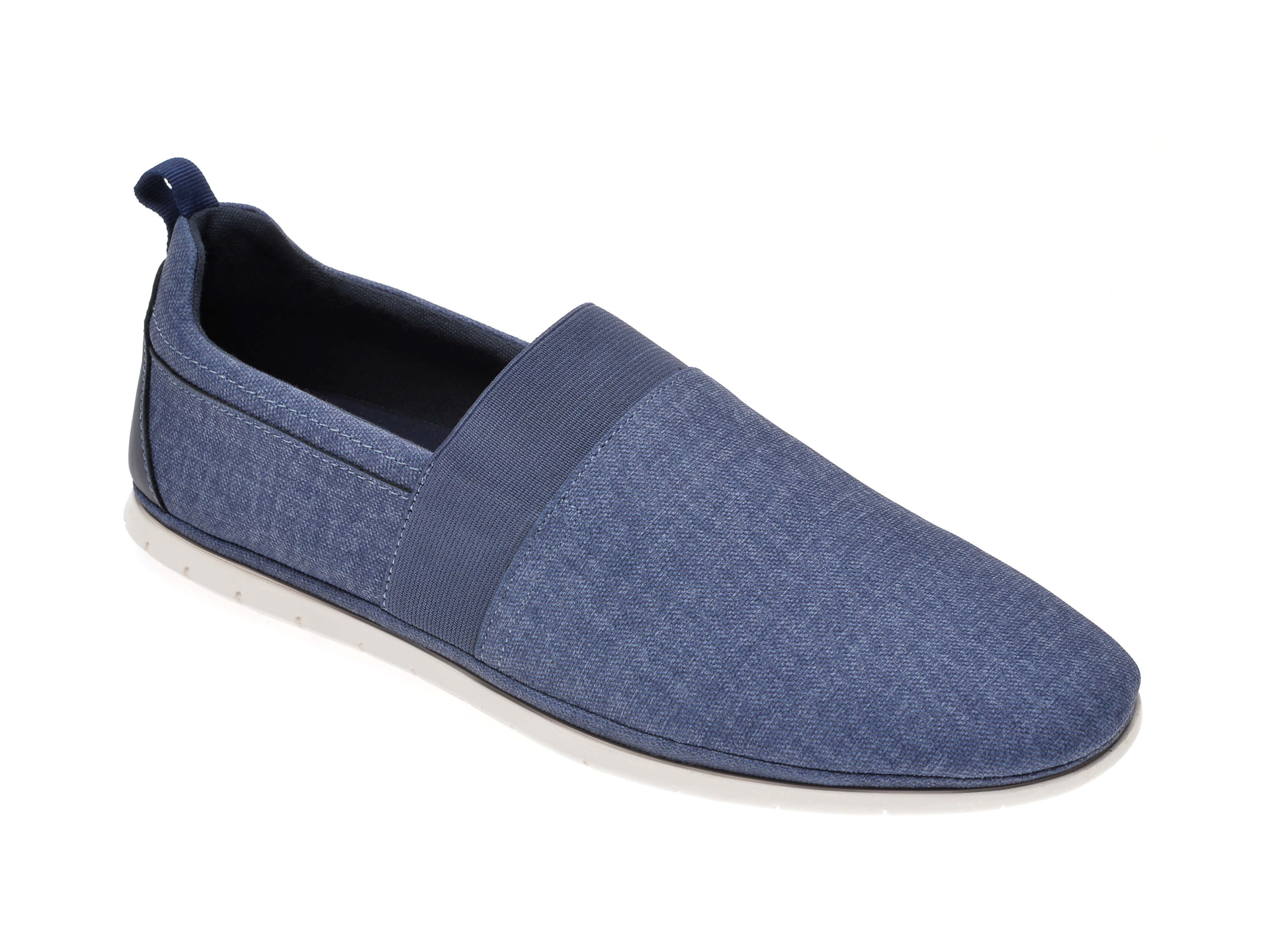 Pantofi ALDO bleumarin, Schoville410, din material textil imagine