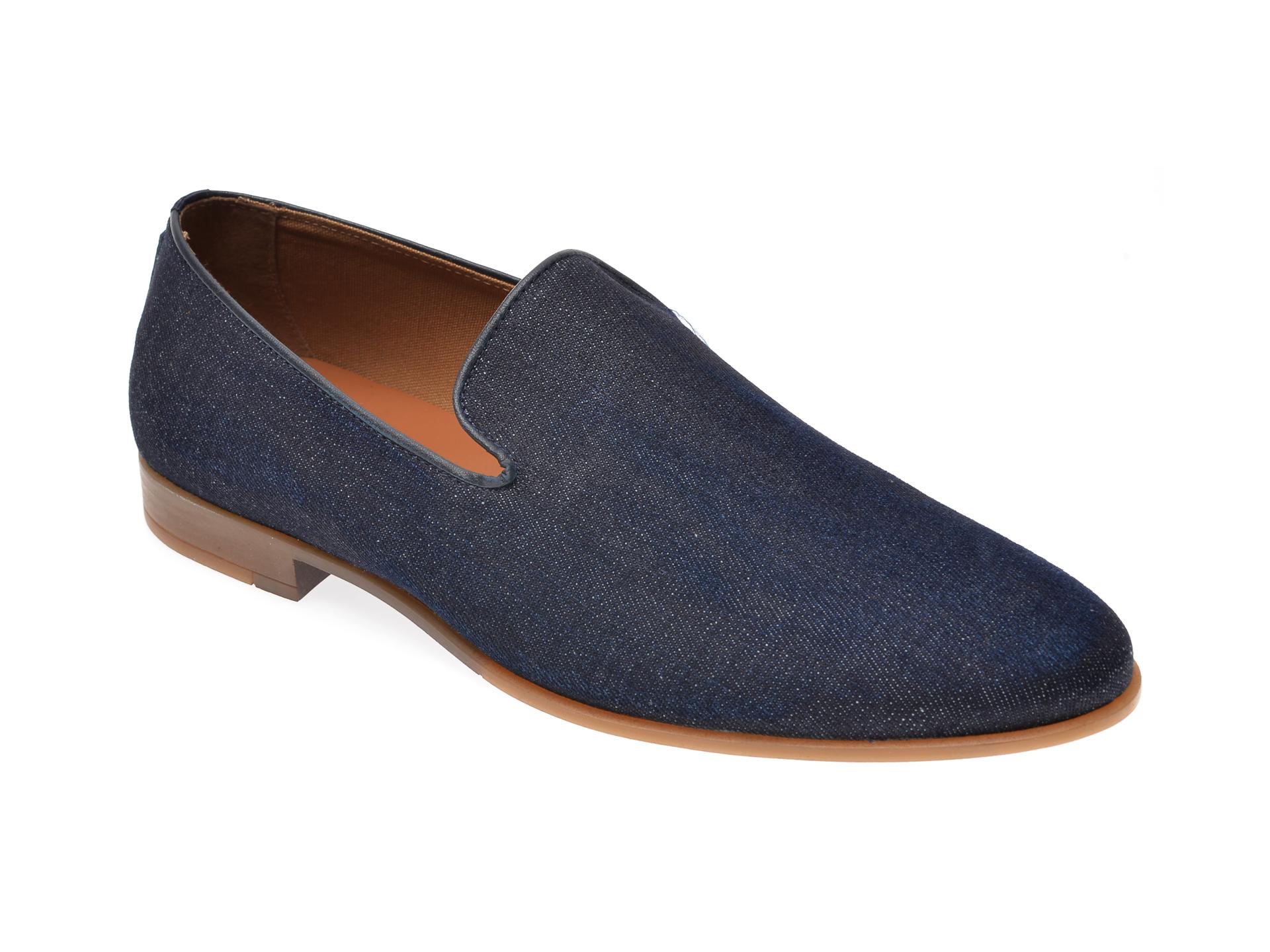 Pantofi ALDO bleumarin, Tralisien410, din material textil imagine