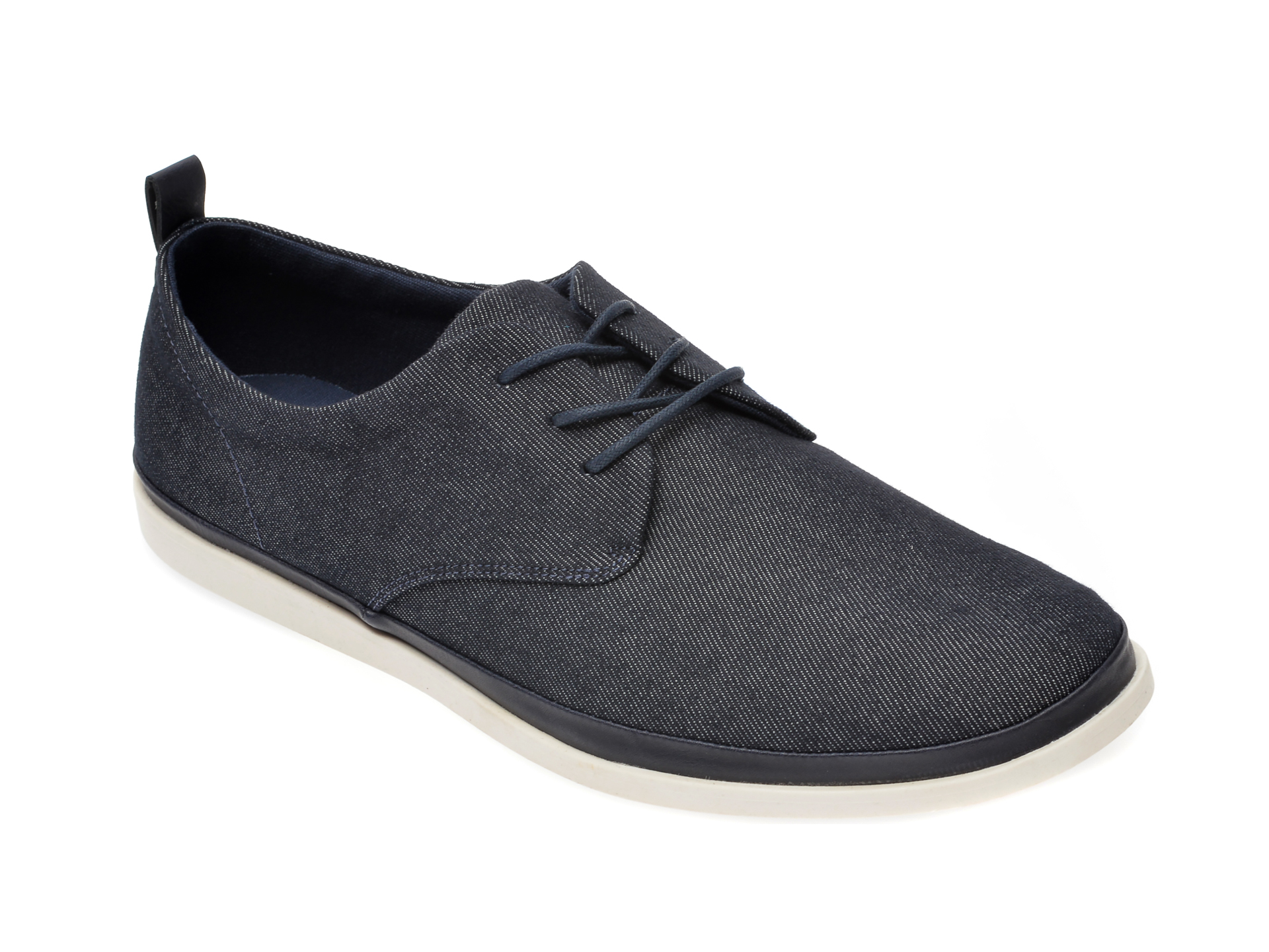 Pantofi Aldo Bleumarin, Zavoloko410, Din Piele Ecologica