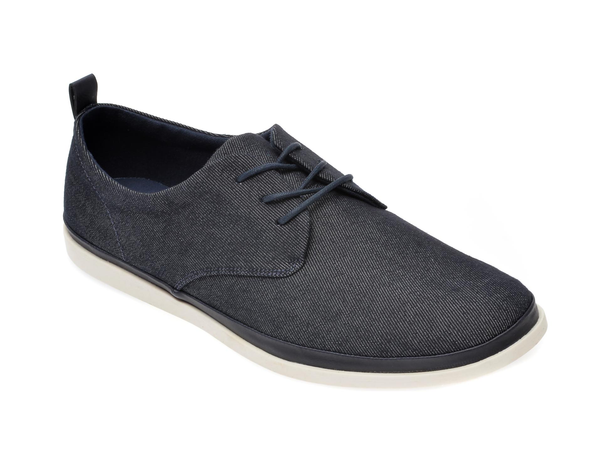 Pantofi ALDO bleumarin, Zavoloko410, din piele ecologica imagine