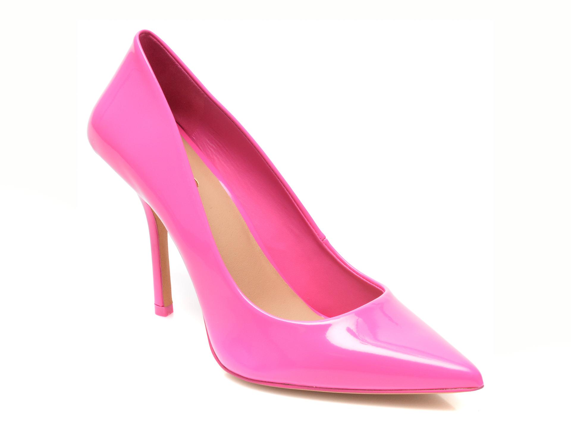 Pantofi Aldo Fucsia, Jess652, Din Piele Ecologica