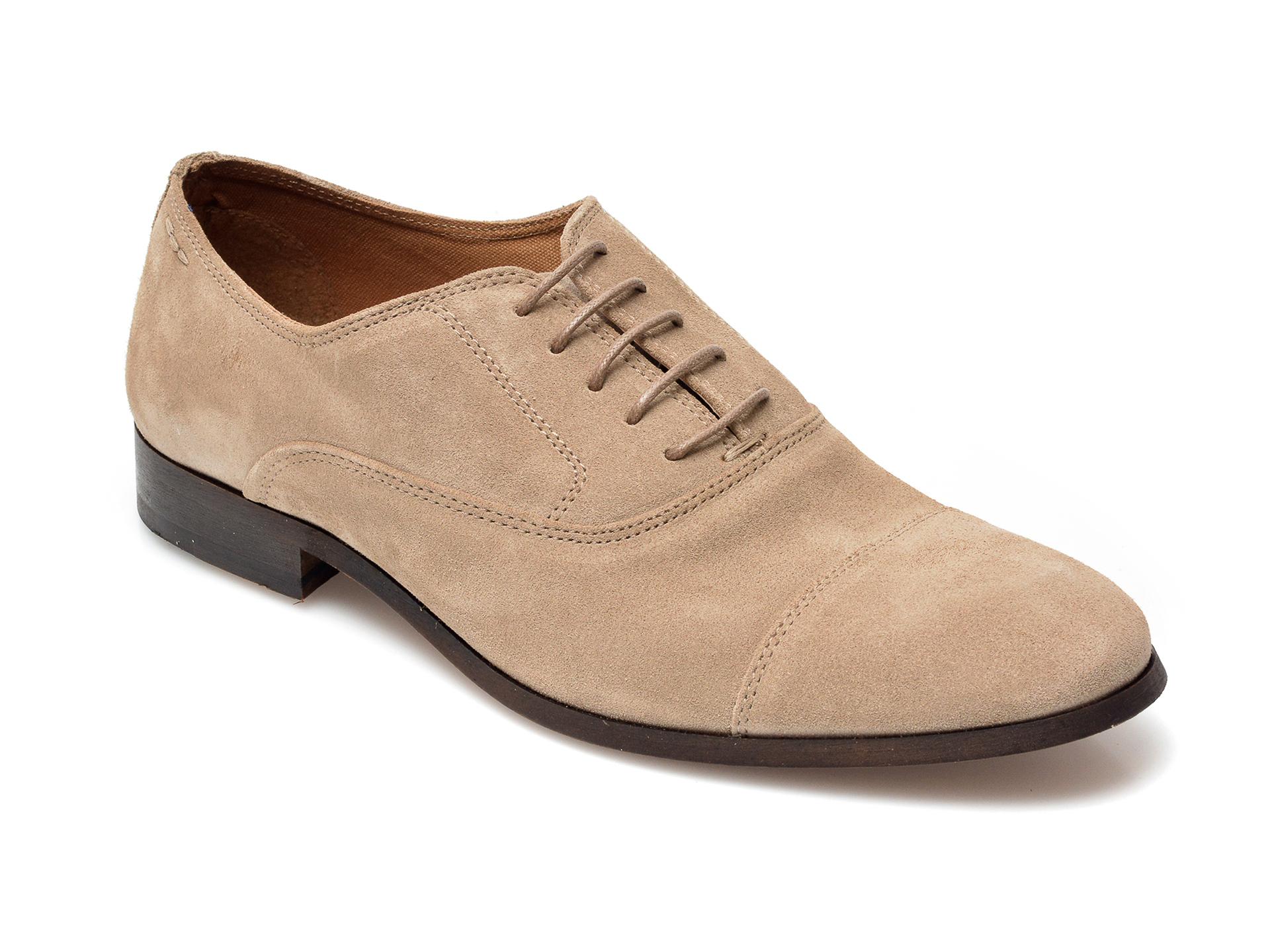 Pantofi ALDO gri, Kirzinger020, din piele intoarsa imagine otter.ro 2021