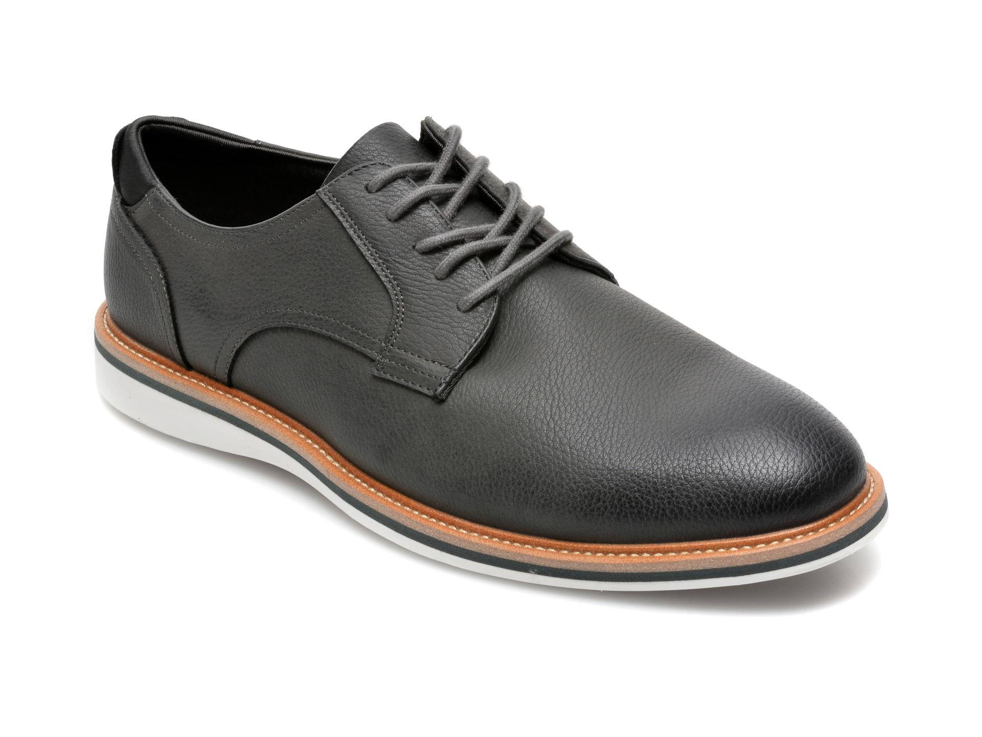 Pantofi ALDO gri, Olirang-W021, din piele ecologica imagine otter.ro 2021