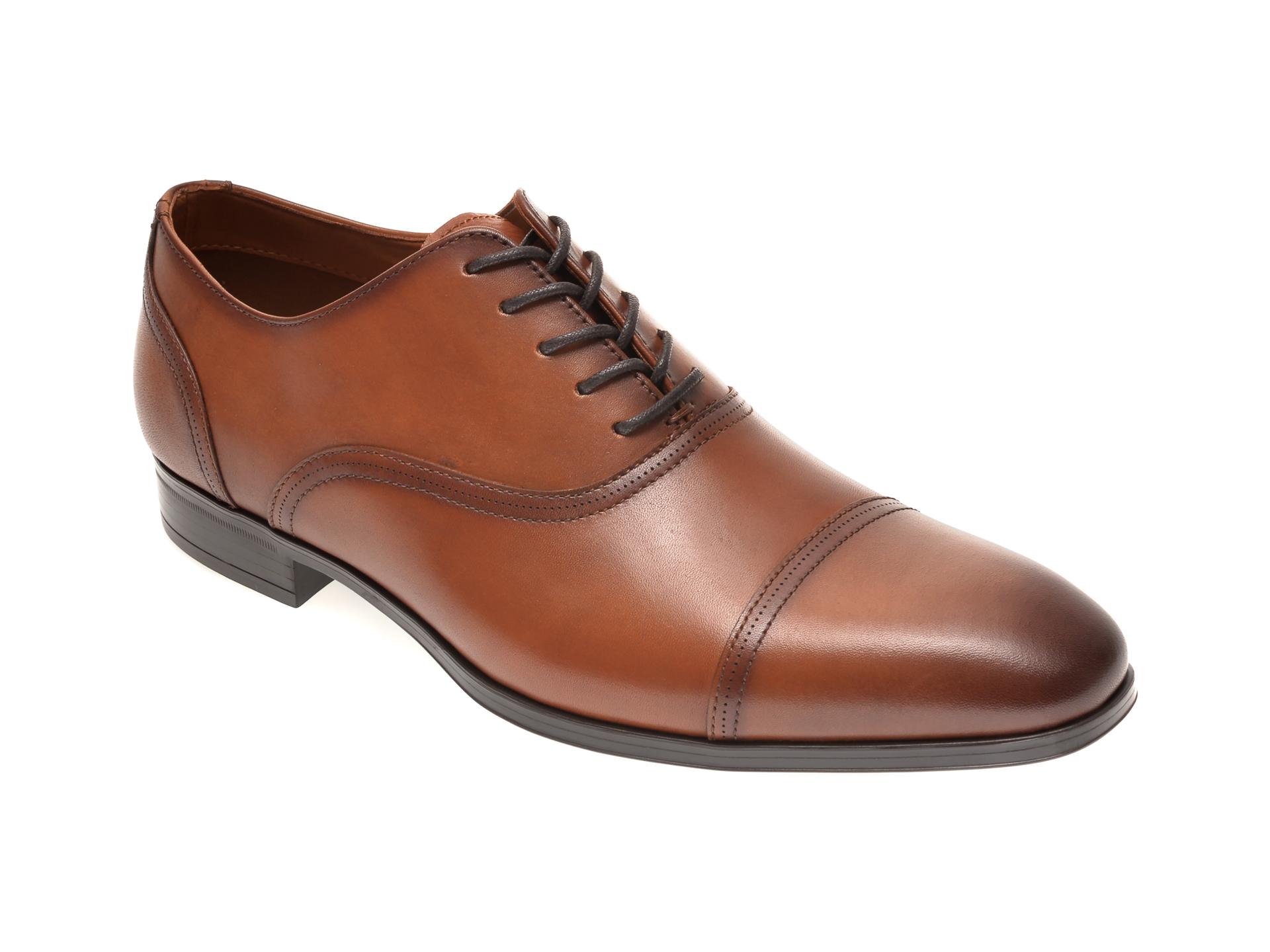 Pantofi ALDO maro, Bongerd220, din piele naturala imagine