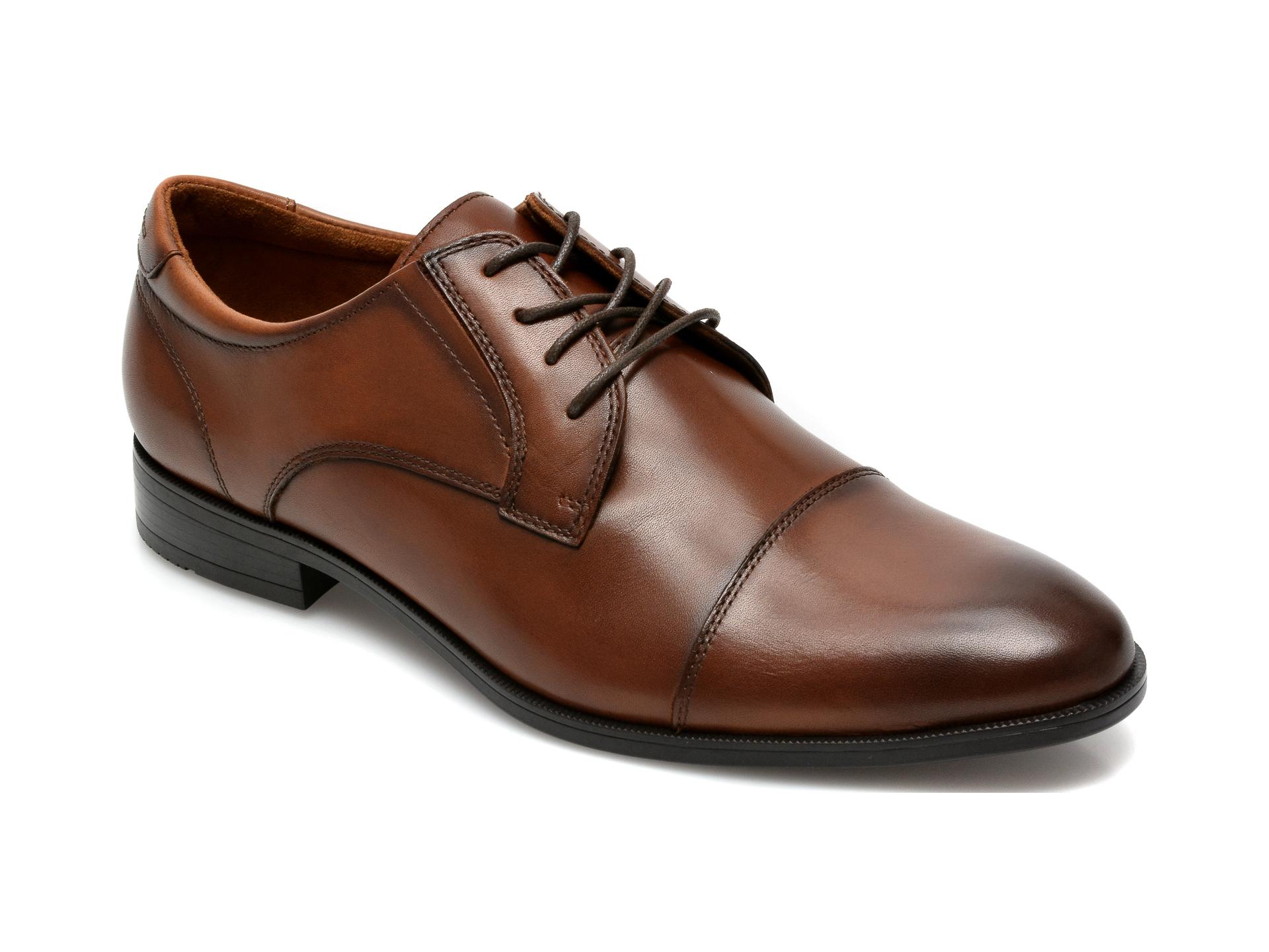 Pantofi ALDO maro, Cortleyflex220, din piele naturala imagine otter.ro 2021