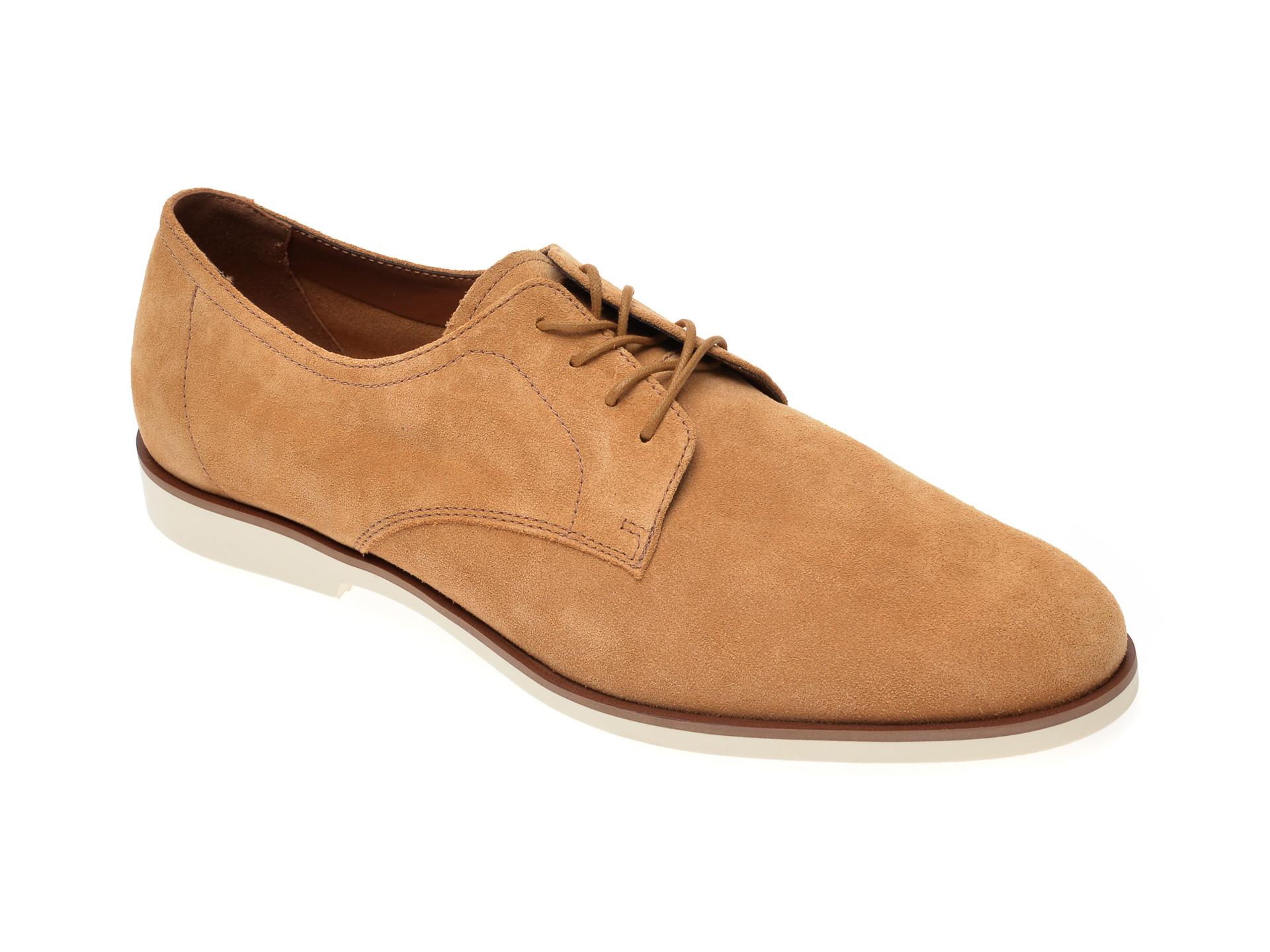 Pantofi ALDO maro, Dautovo220, din piele intoarsa imagine