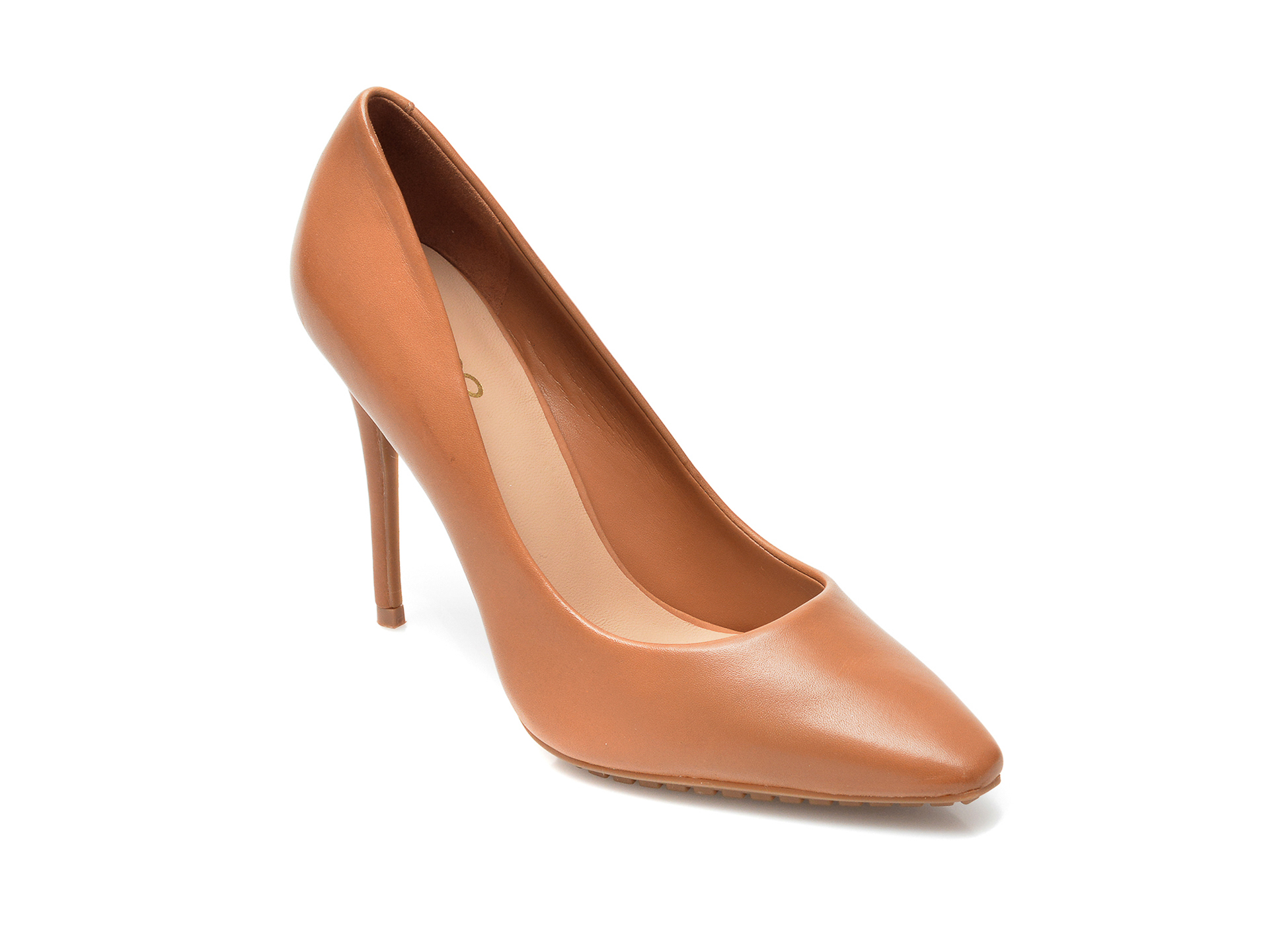 Pantofi ALDO maro, Durbell230, din piele naturala