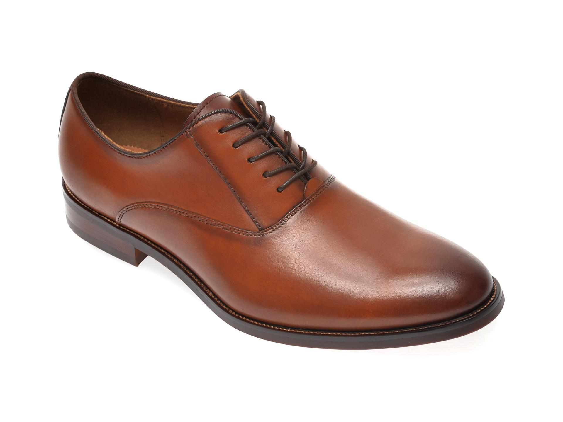 Pantofi ALDO maro, Eloie220, din piele naturala