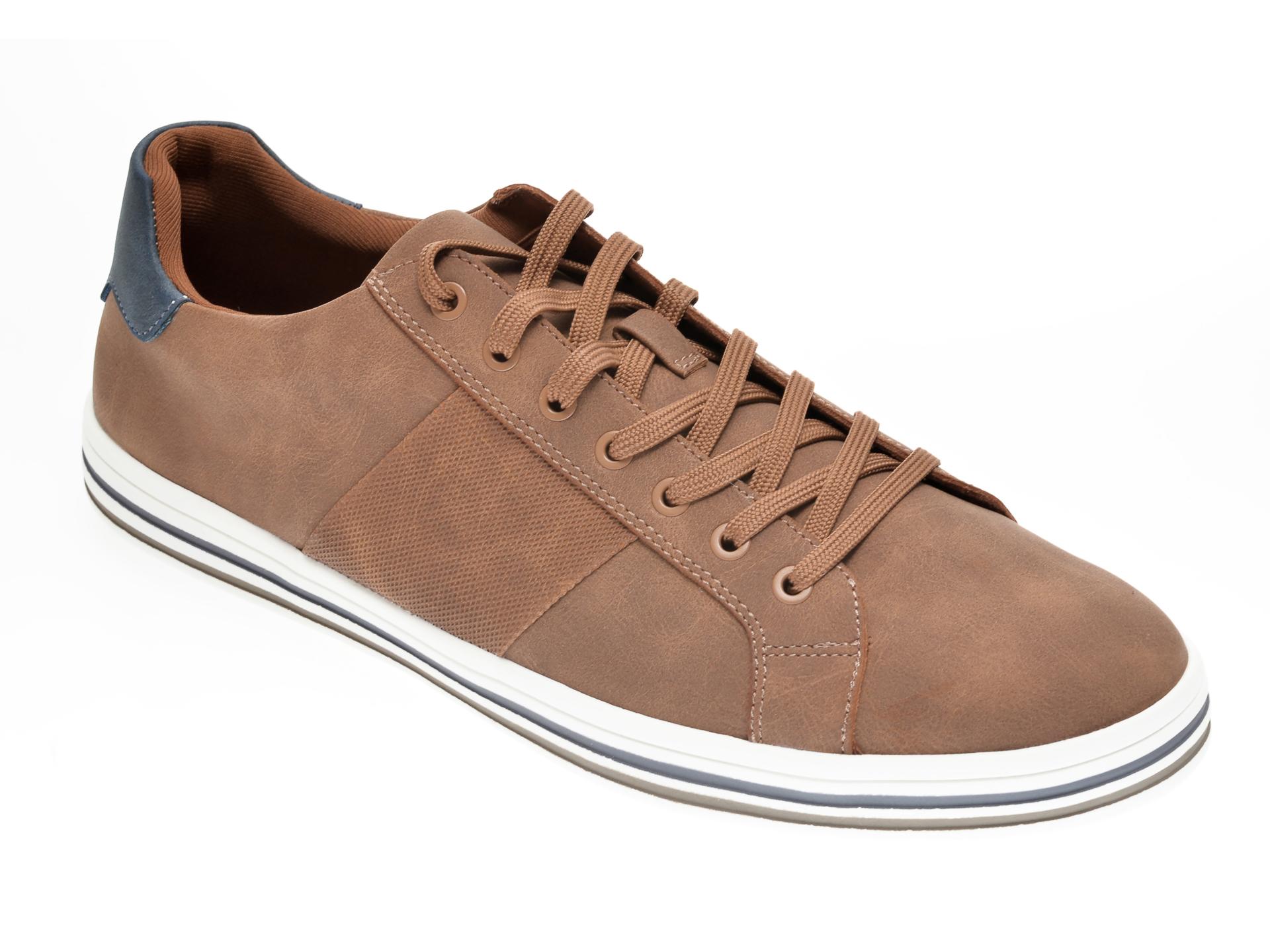 Pantofi ALDO maro, Eterrarwen220, din piele ecologica imagine