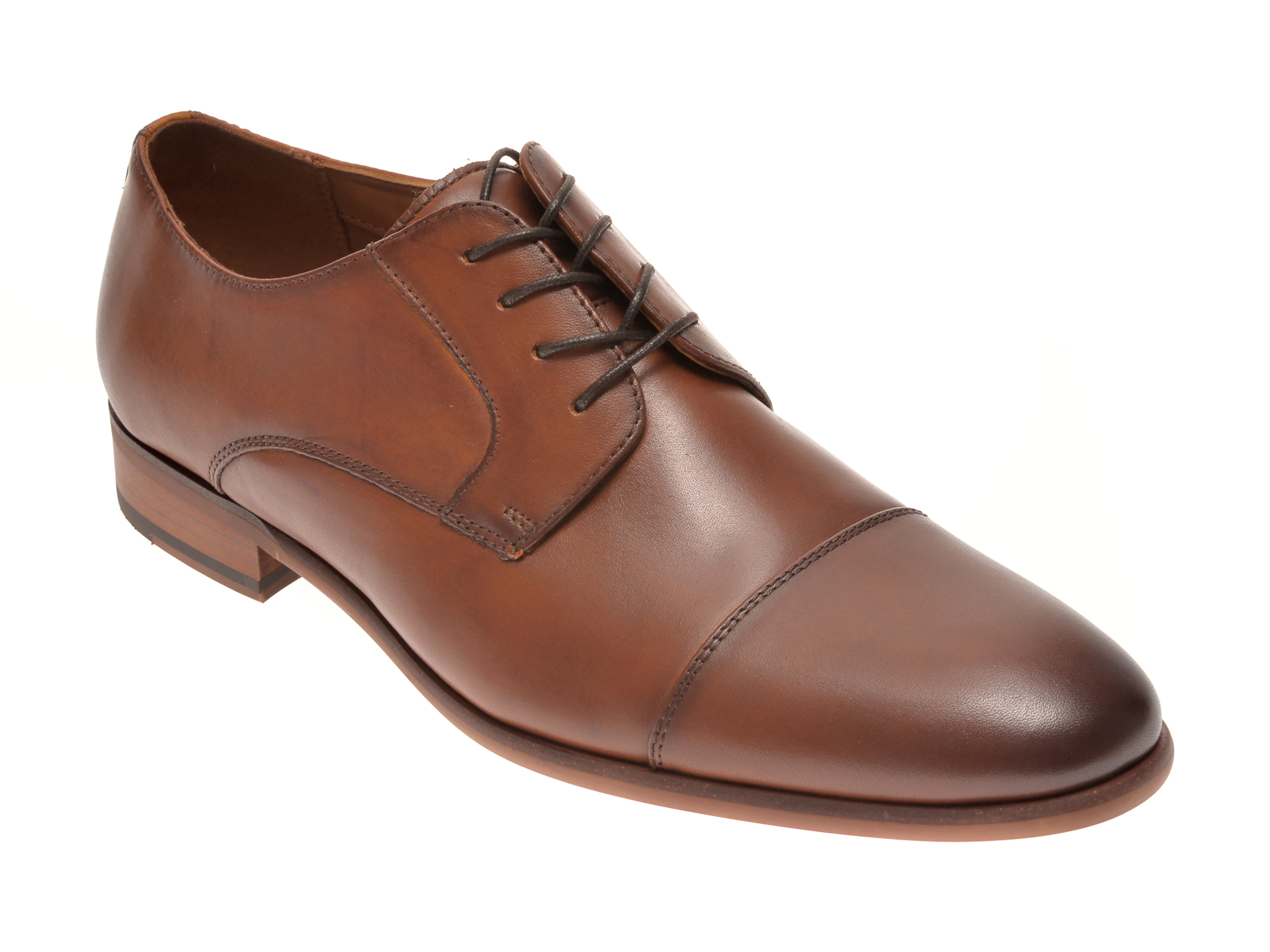 Pantofi ALDO maro, Galerrang-R222, din piele naturala imagine