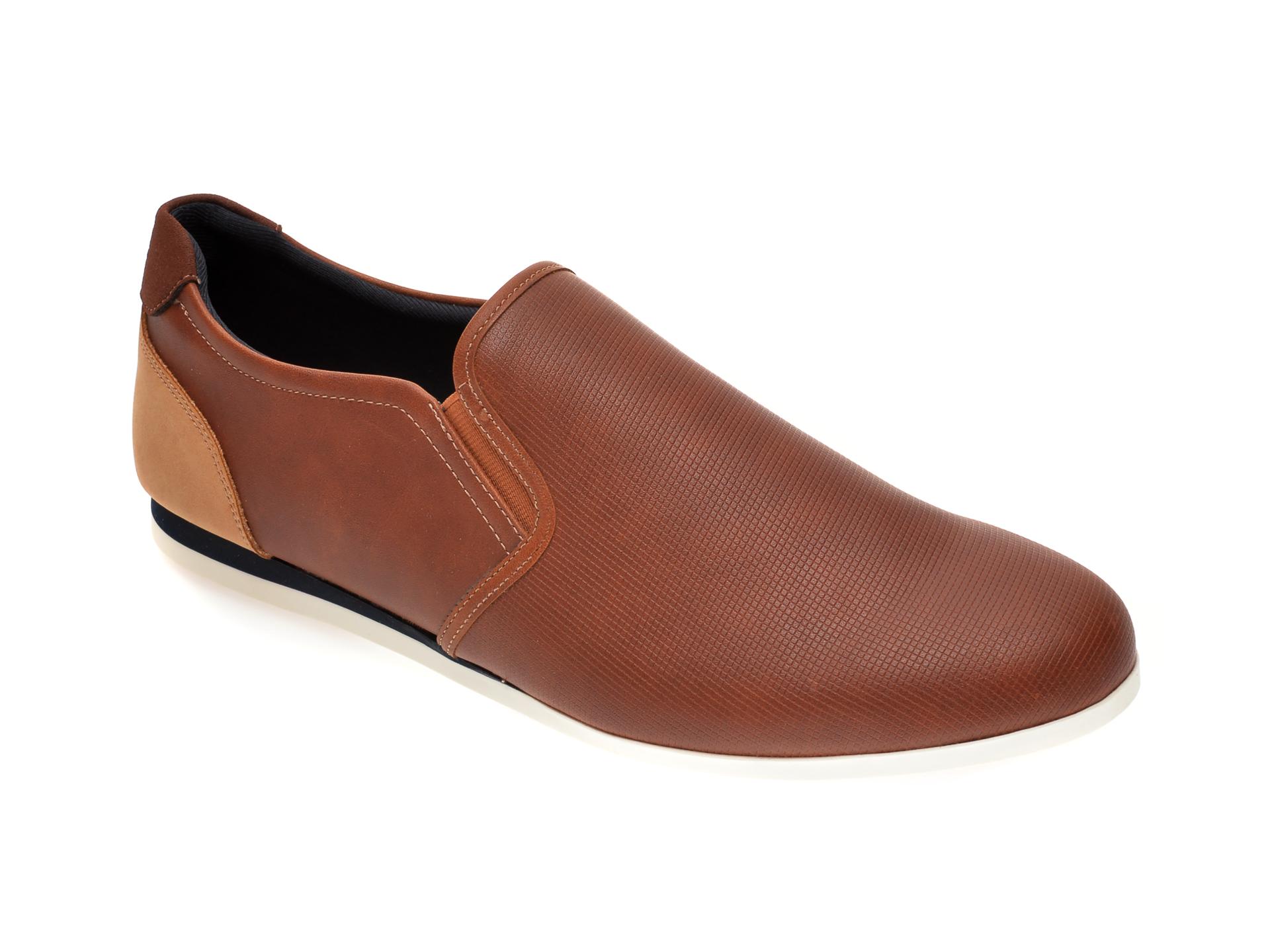 Pantofi ALDO maro, Keliniel230, din piele ecologica imagine