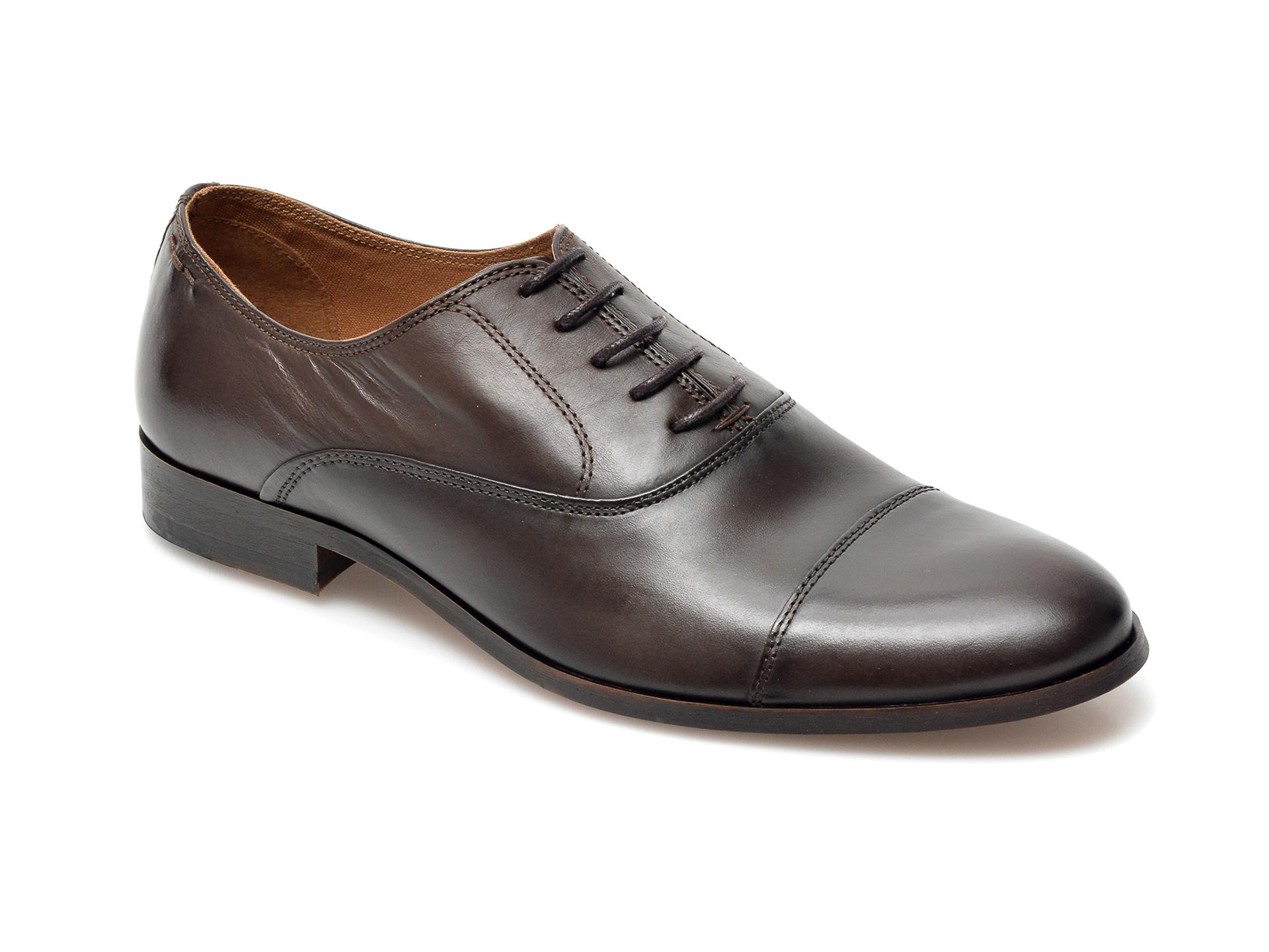 Pantofi ALDO maro, Kirzinger201, din piele naturala imagine otter.ro 2021