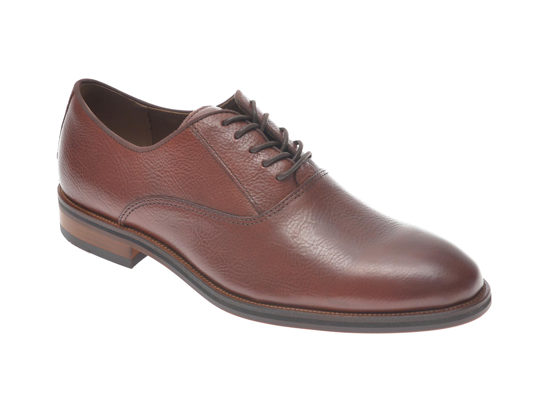 Pantofi ALDO maro, Miraysien201, din piele naturala imagine