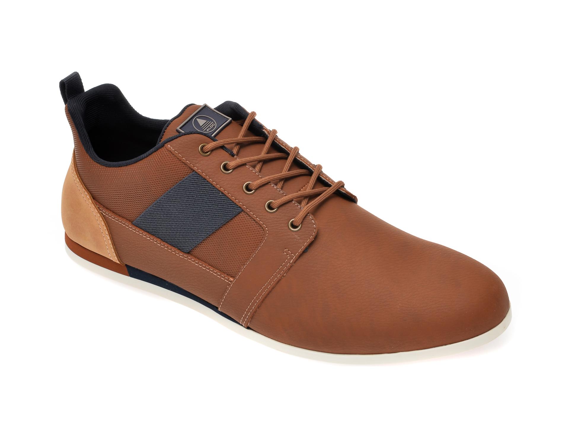 Pantofi ALDO maro, Nydaecien220, din piele ecologica imagine