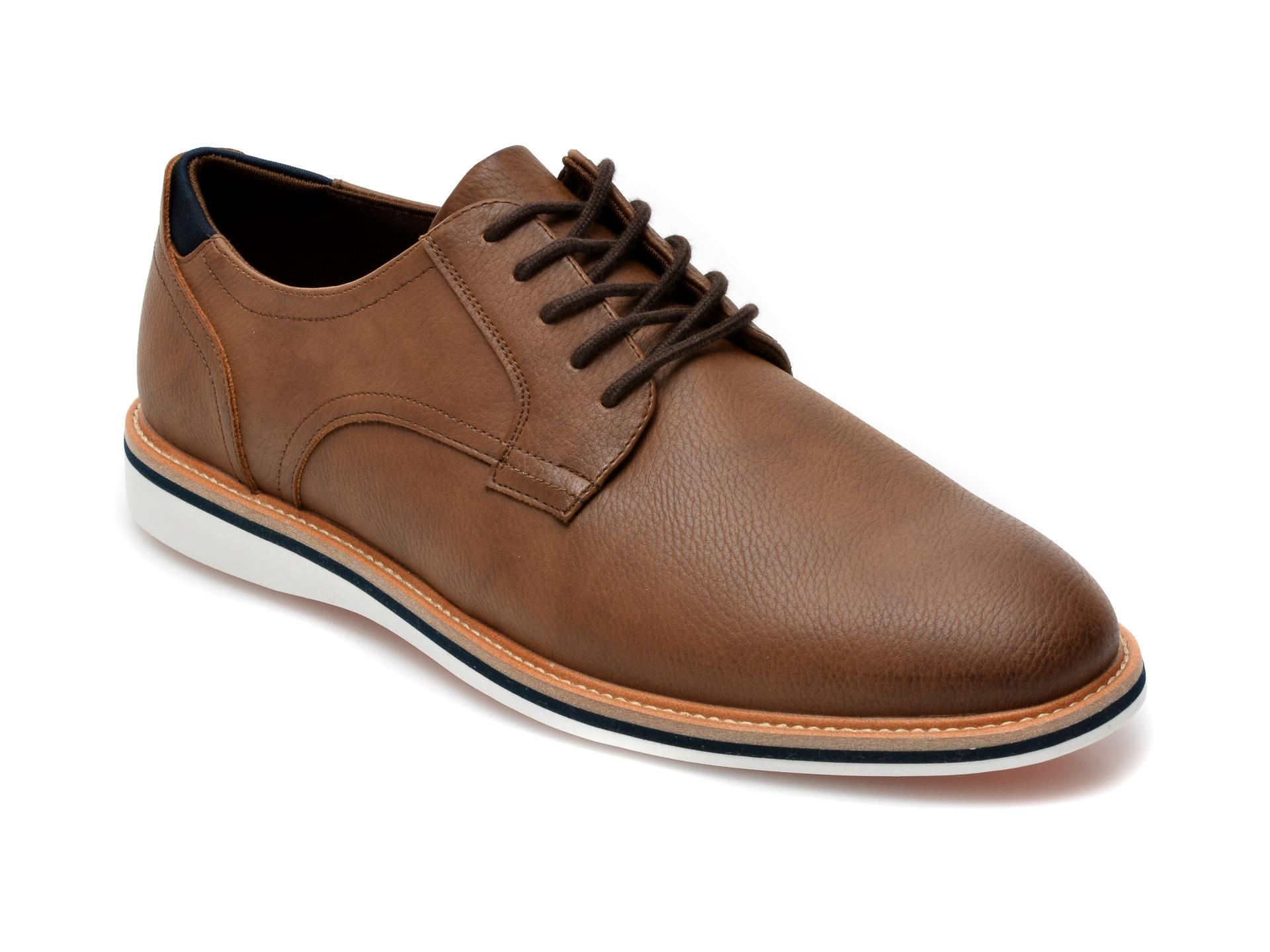 Pantofi ALDO maro, Olirang-W230, din piele ecologica imagine otter.ro 2021