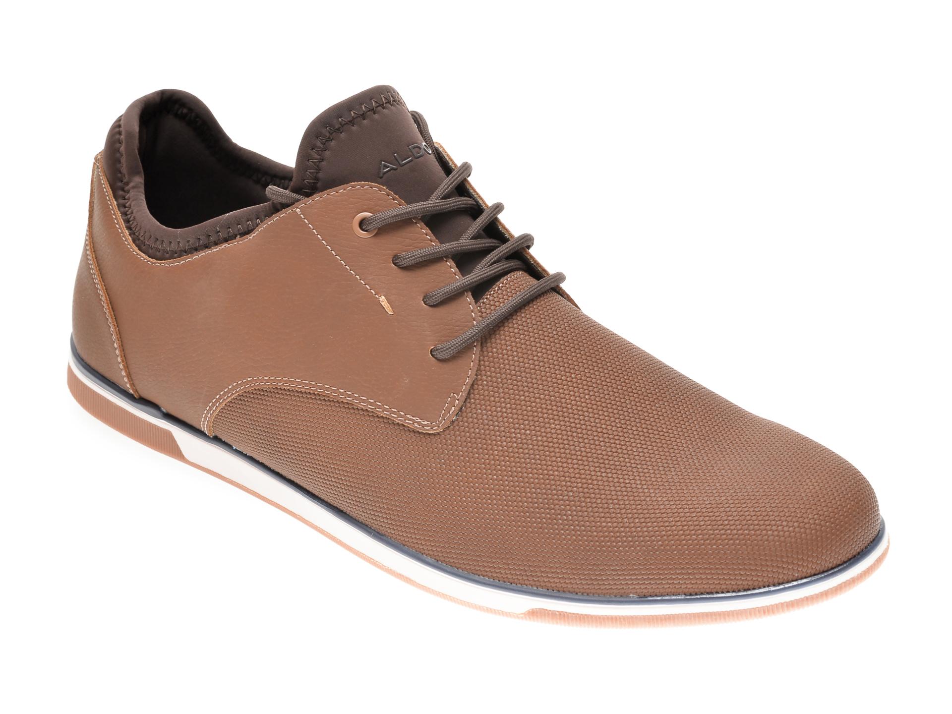 Pantofi ALDO maro, Reid220, din piele ecologica imagine