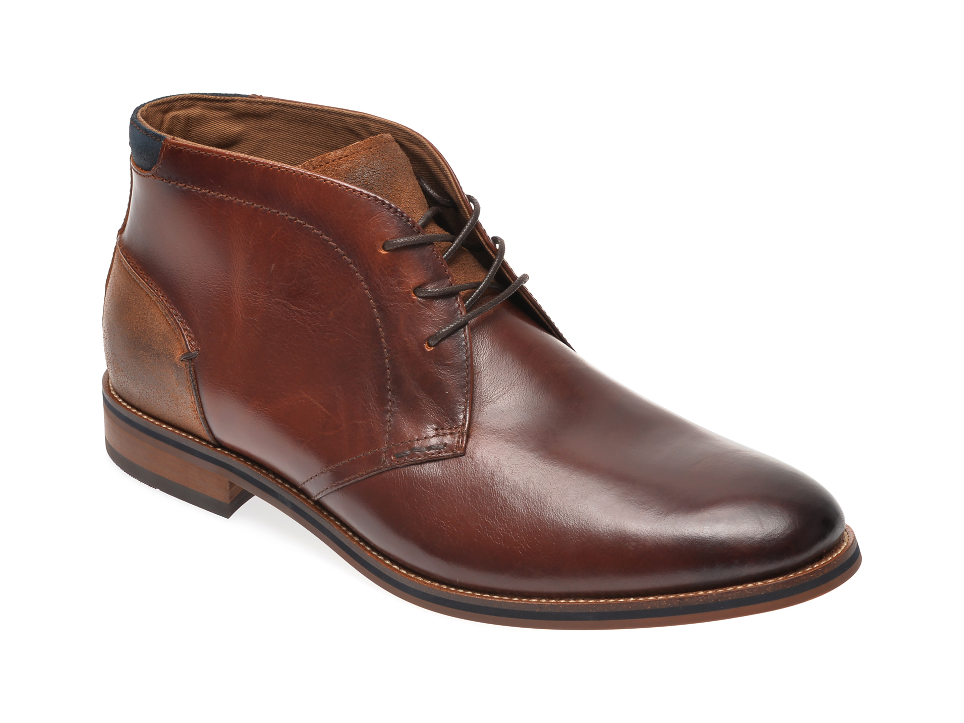 Pantofi ALDO maro, Tyronne220, din piele naturala