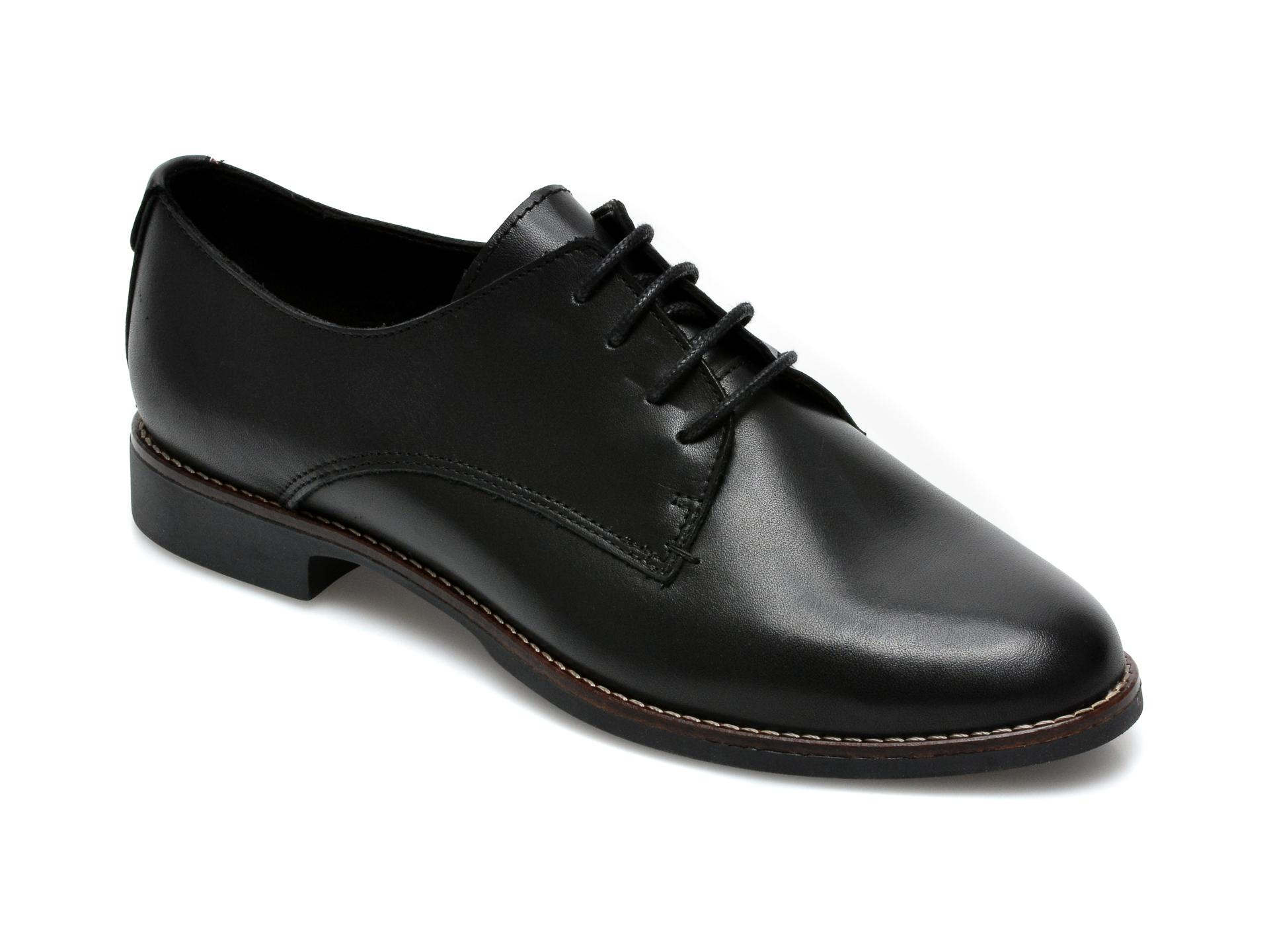 Pantofi ALDO negri, 12924009, din piele naturala imagine 2021 Aldo