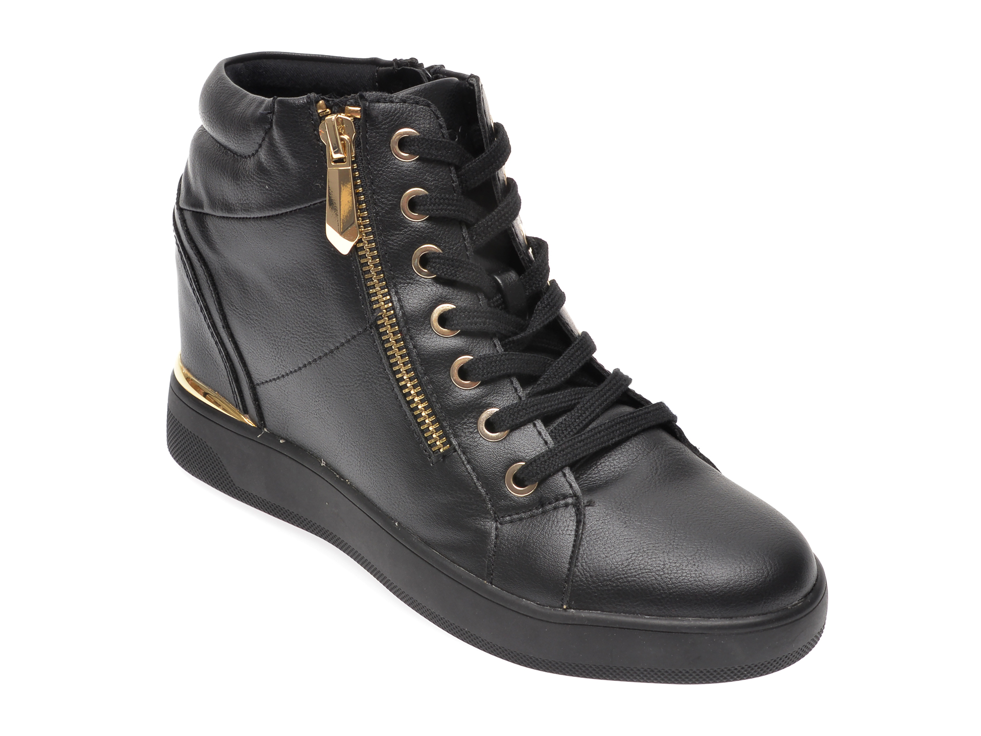 Pantofi ALDO negri, Ailanna968, din piele ecologica