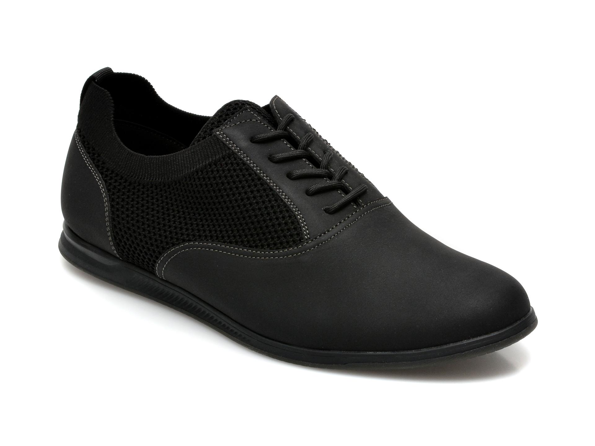 Pantofi ALDO negri, Ballan001, din piele ecologica imagine otter.ro 2021