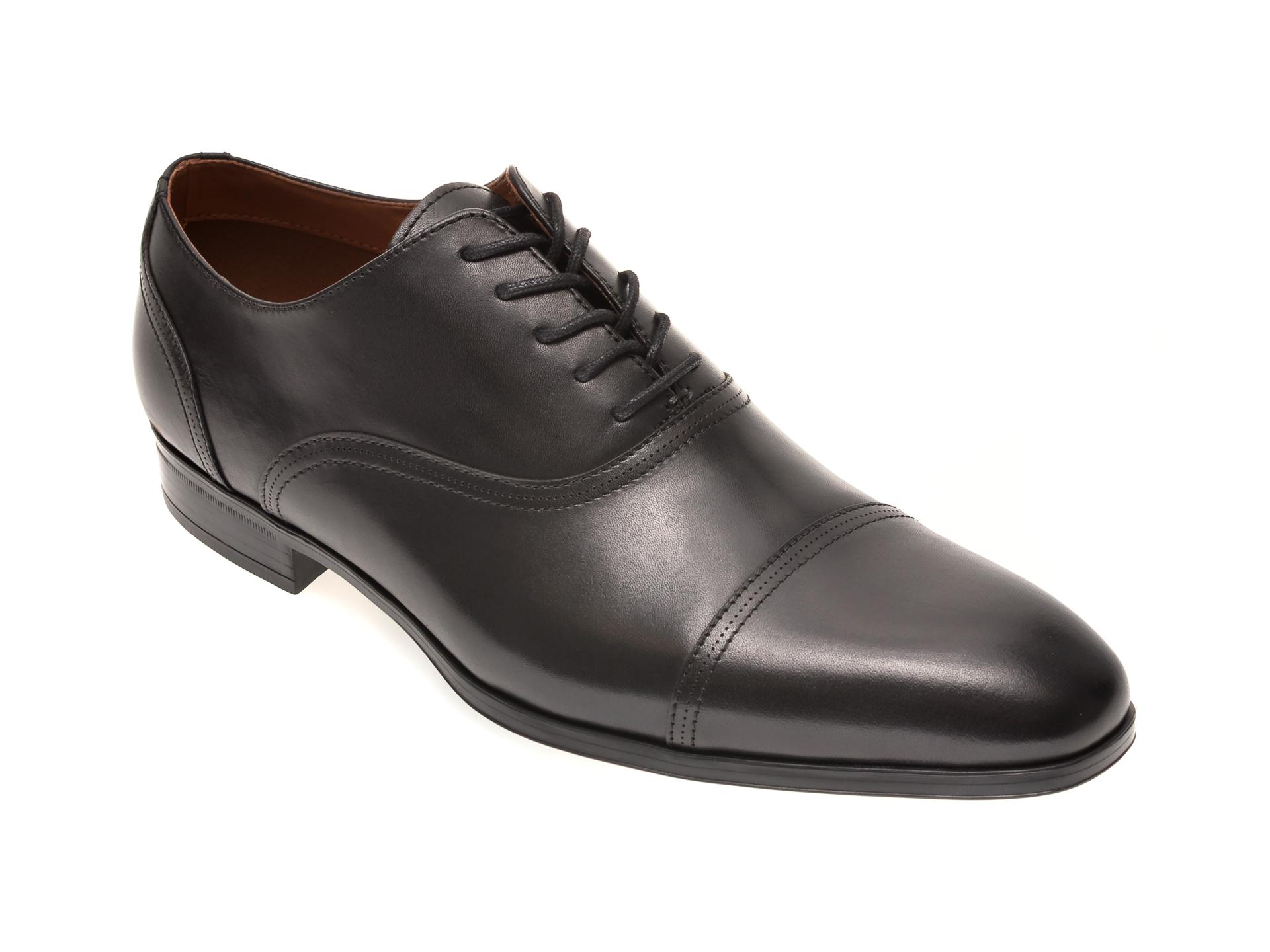 Pantofi ALDO negri, Bongerd001, din piele naturala imagine