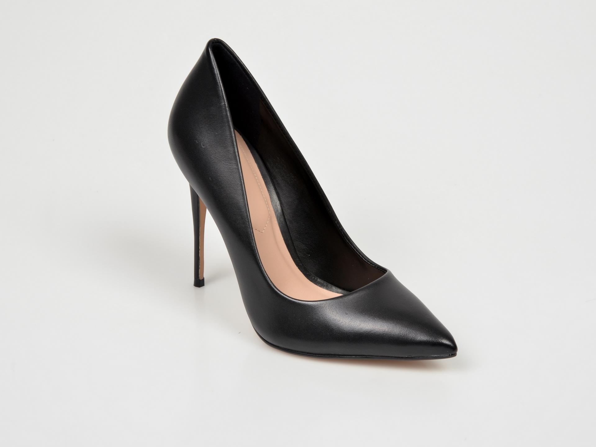 Pantofi Aldo Negri, Cassedy001, Din Piele Naturala