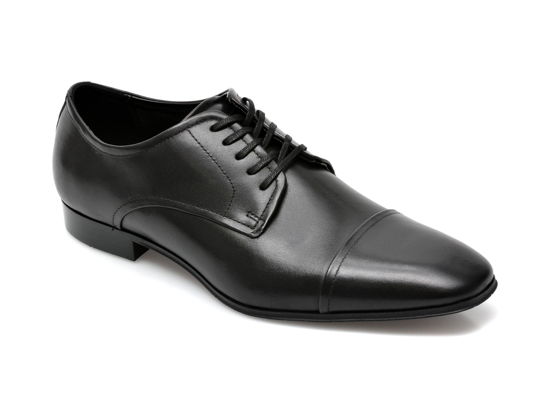 Pantofi ALDO negri, Cochico004, din piele naturala imagine otter.ro 2021