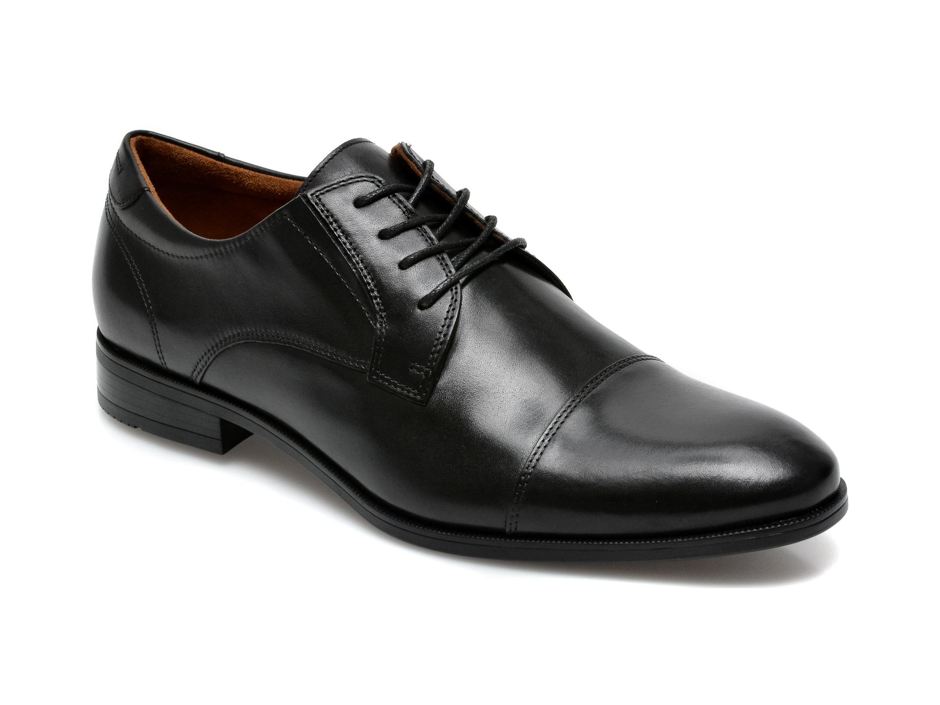 Pantofi ALDO negri, Cortleyflex001, din piele naturala imagine otter.ro 2021