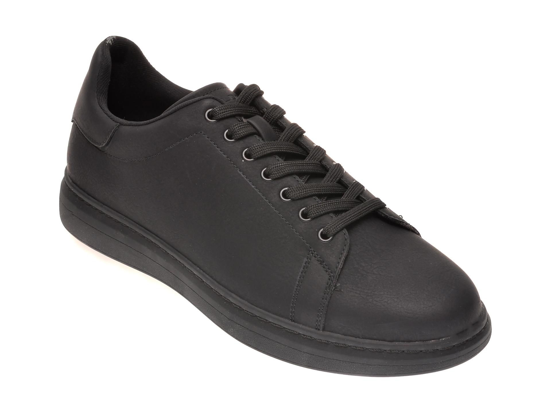 Pantofi ALDO negri, Dallyn001, din piele ecologica imagine