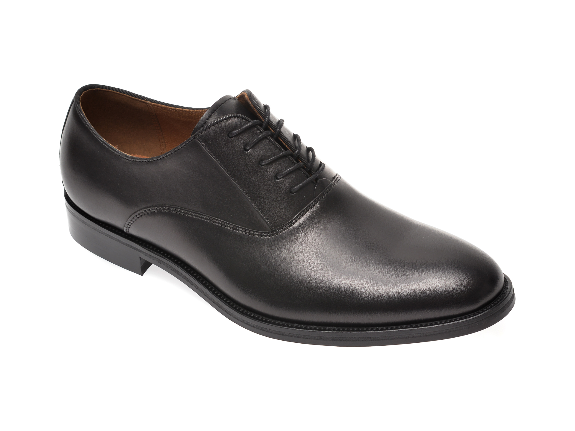 Pantofi ALDO negri, Eloie001, din piele naturala imagine