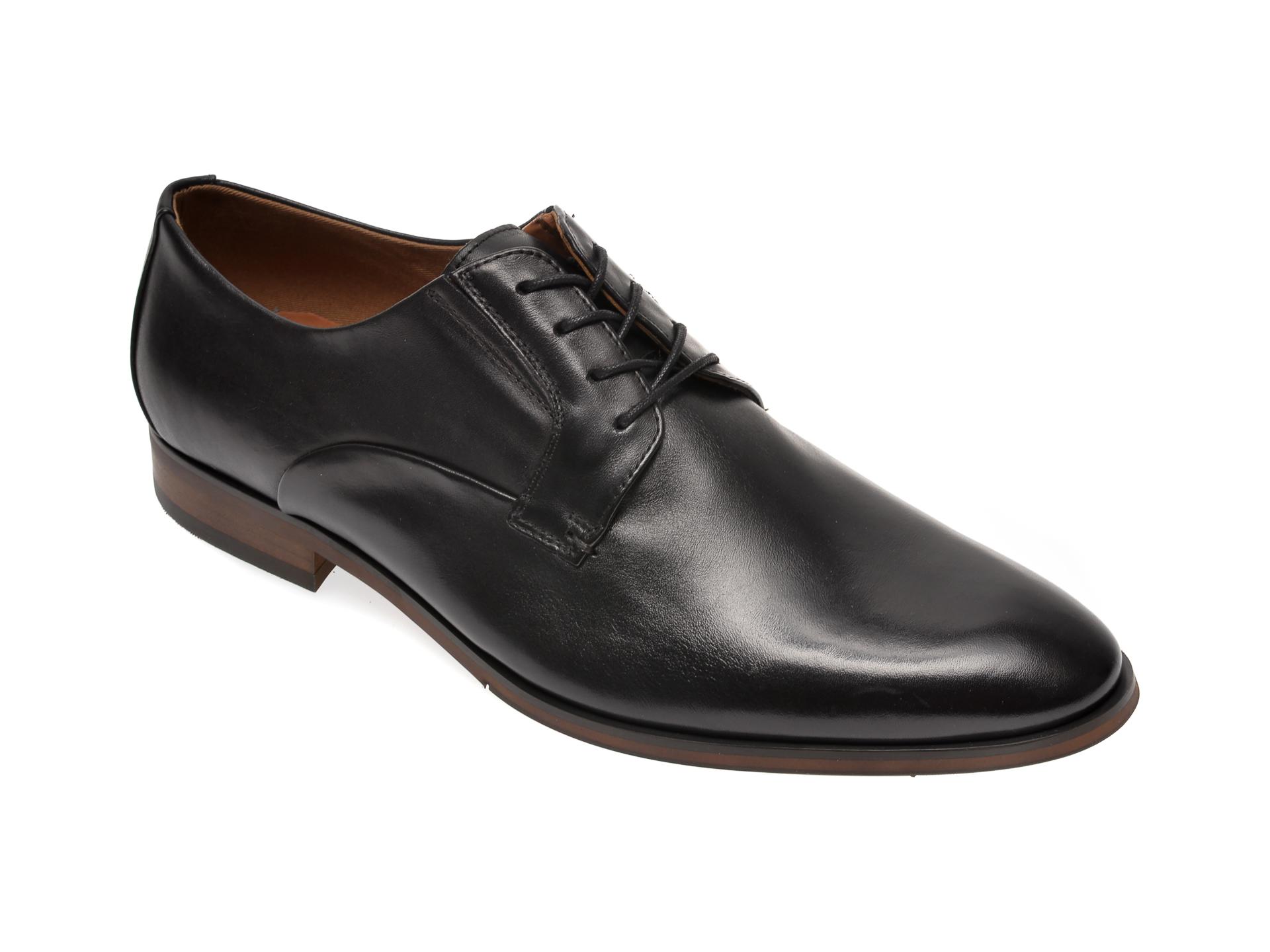 Pantofi ALDO negri, Eowelalian001, din piele naturala imagine